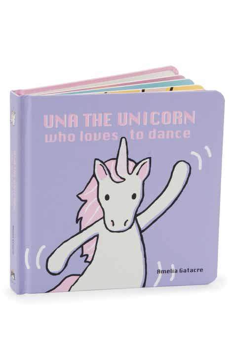 Sale 'Una the Unicorn Who Loves to Dance' Board Book