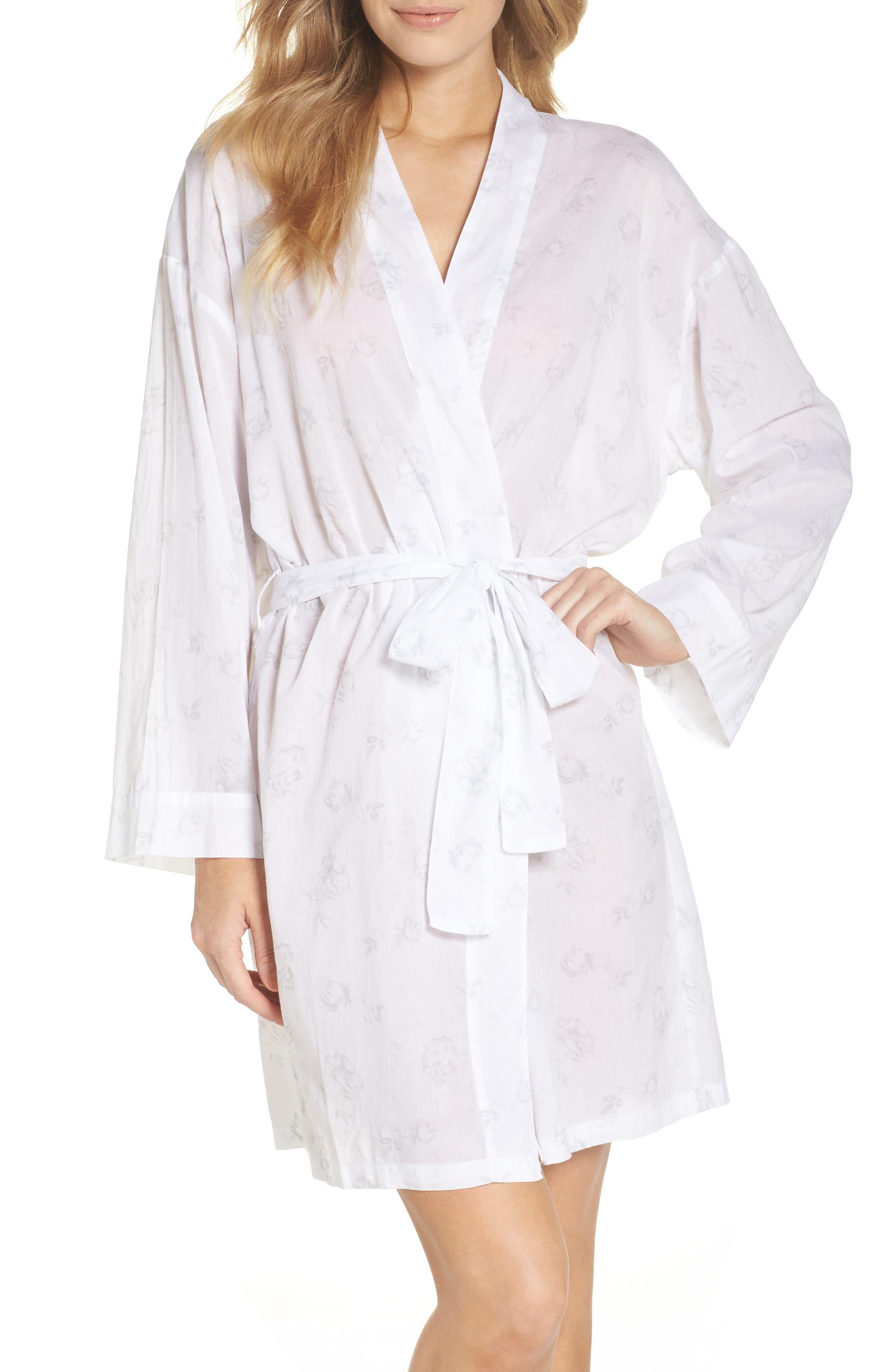 Pour Les Femmes Cotton Robe