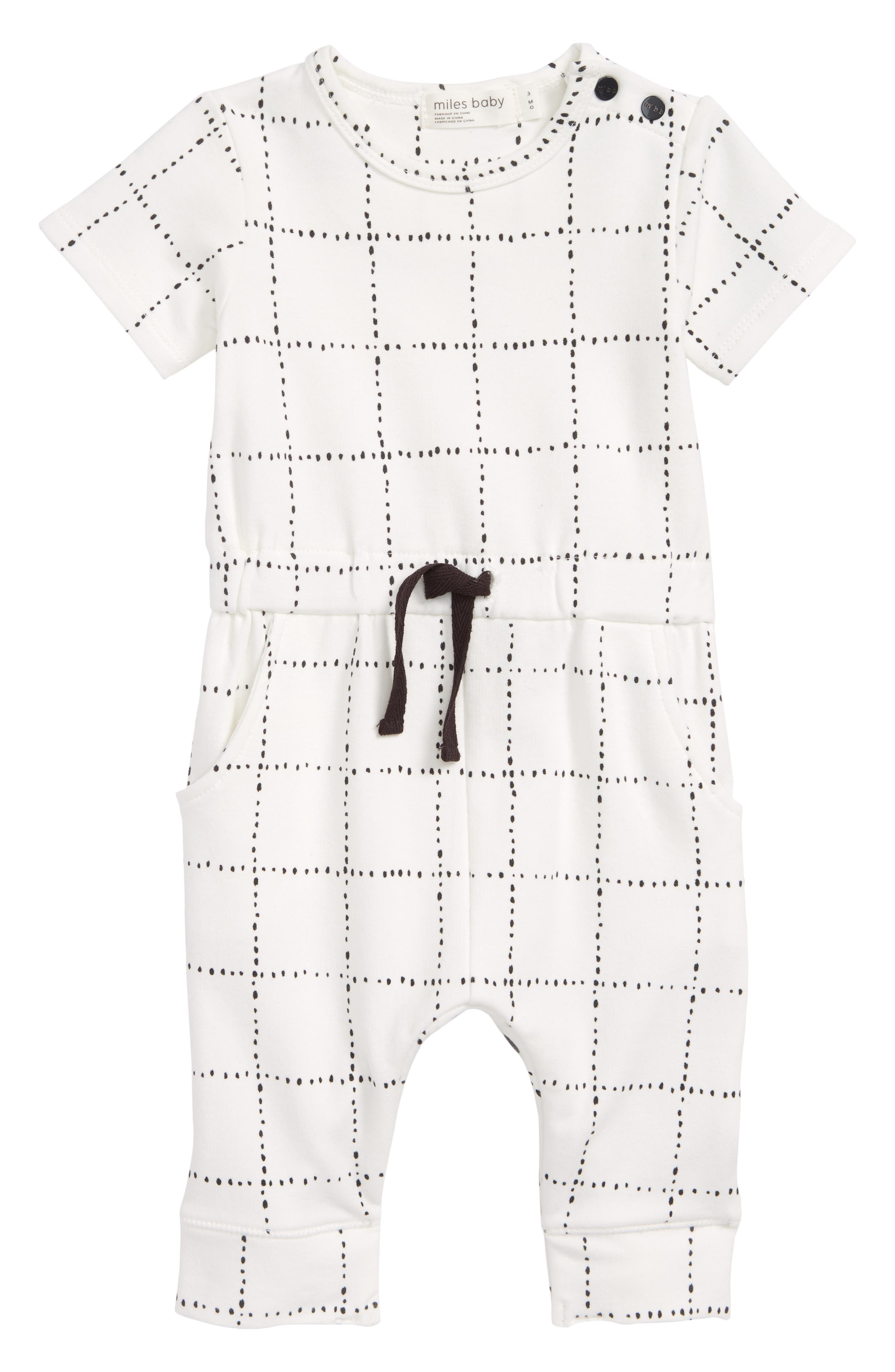 Miles Baby Knit Romper (Baby)