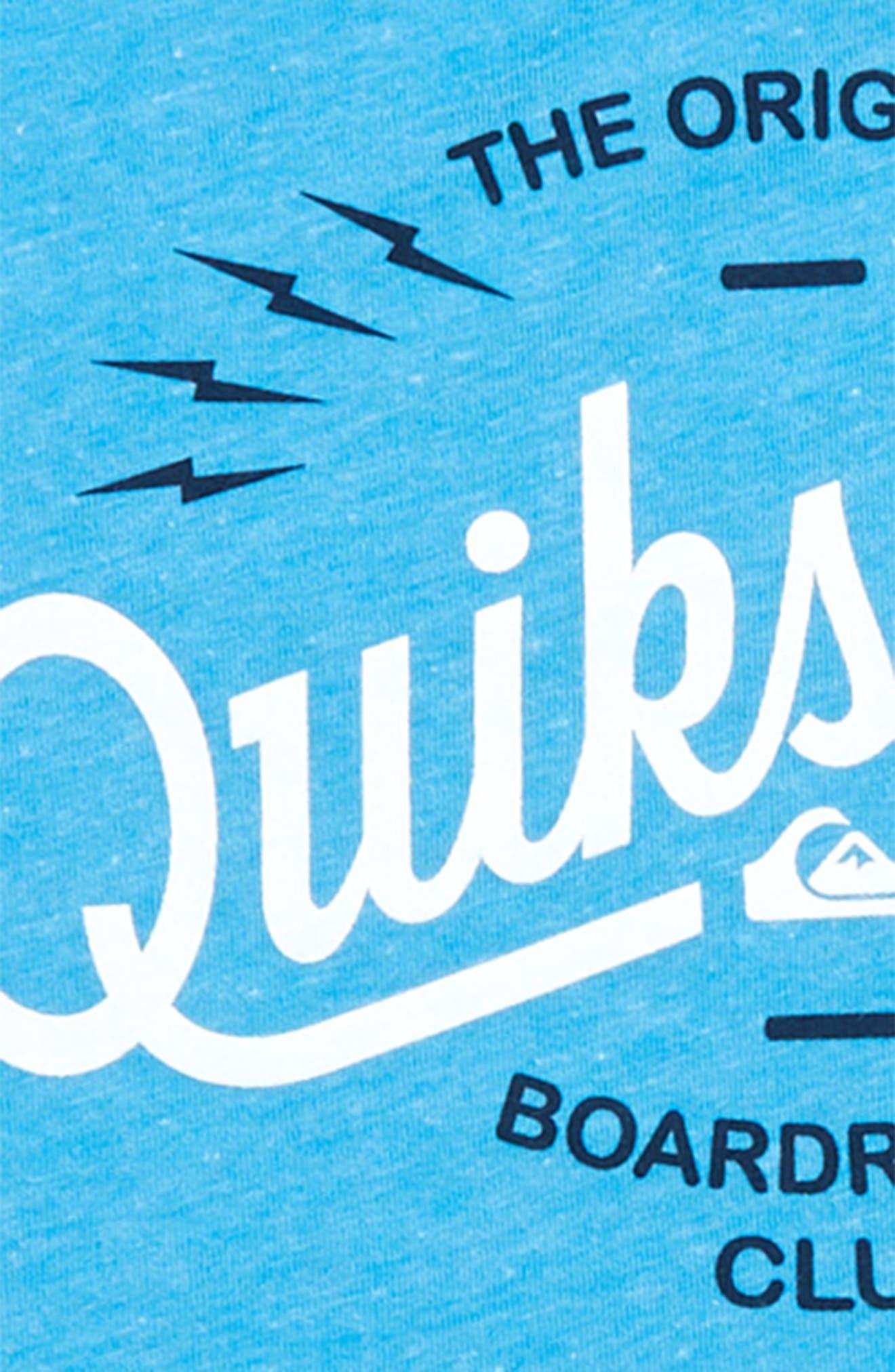Sand Pounder Graphic T-Shirt,                             Alternate thumbnail 2, color,                             Malibu Heather