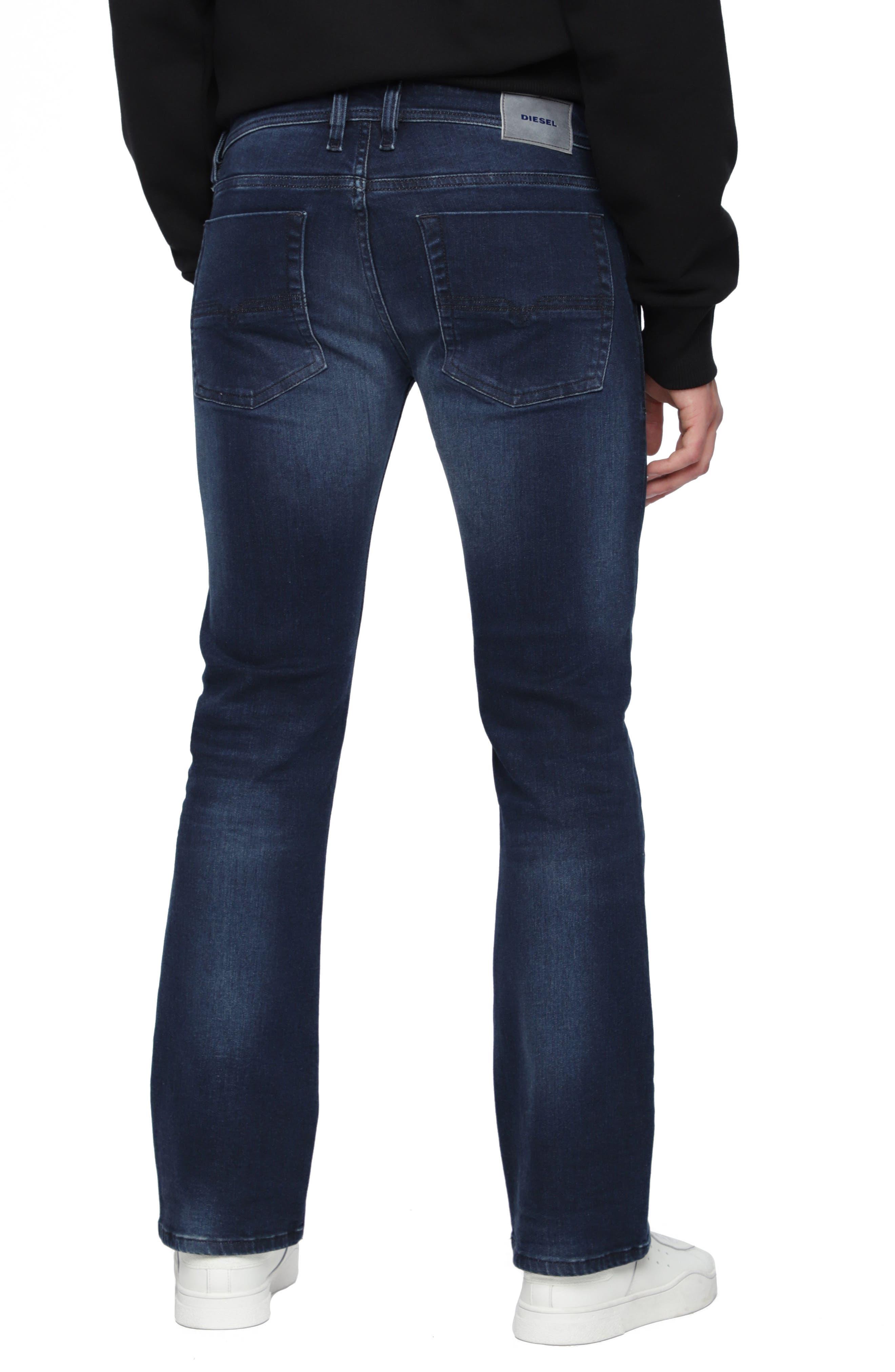 Zatiny Bootcut Jeans,                             Alternate thumbnail 2, color,                             C84vg