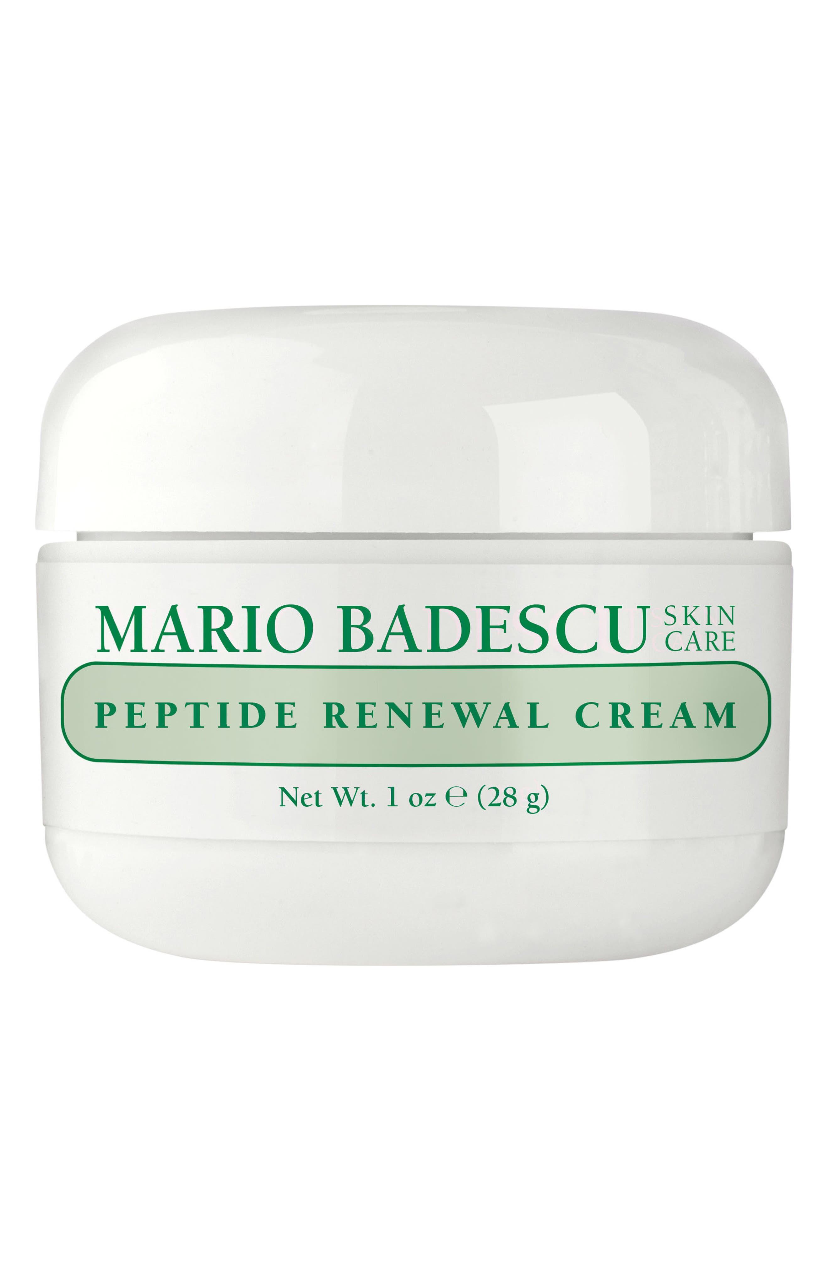 Peptide Renewal Cream,                             Main thumbnail 1, color,                             No Color