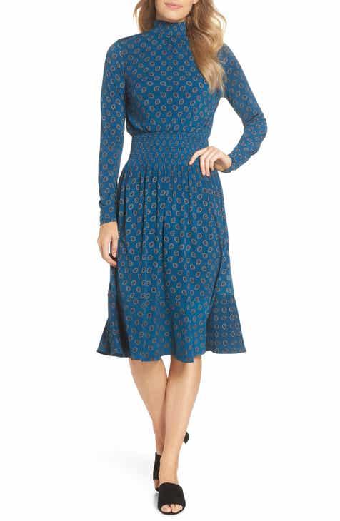 Tea Length Dress Nordstrom