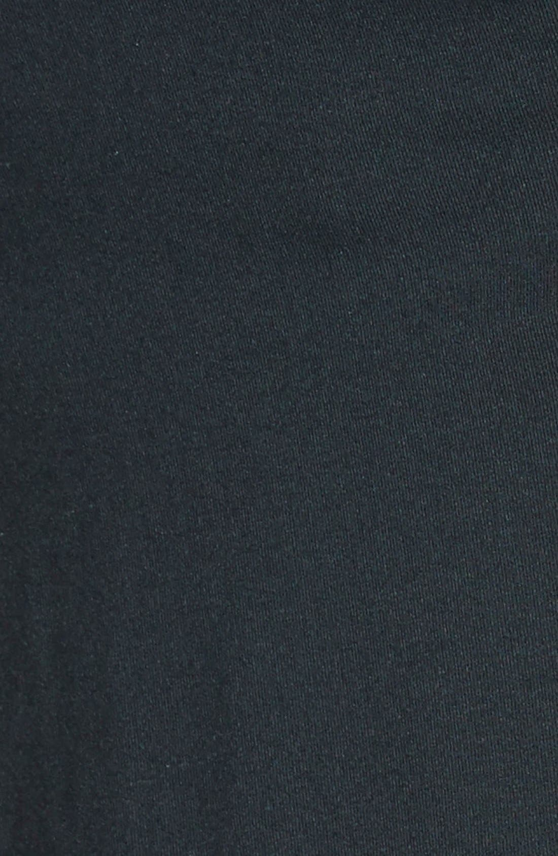 'Traci' Maternity Jumpsuit,                             Main thumbnail 1, color,                             Black