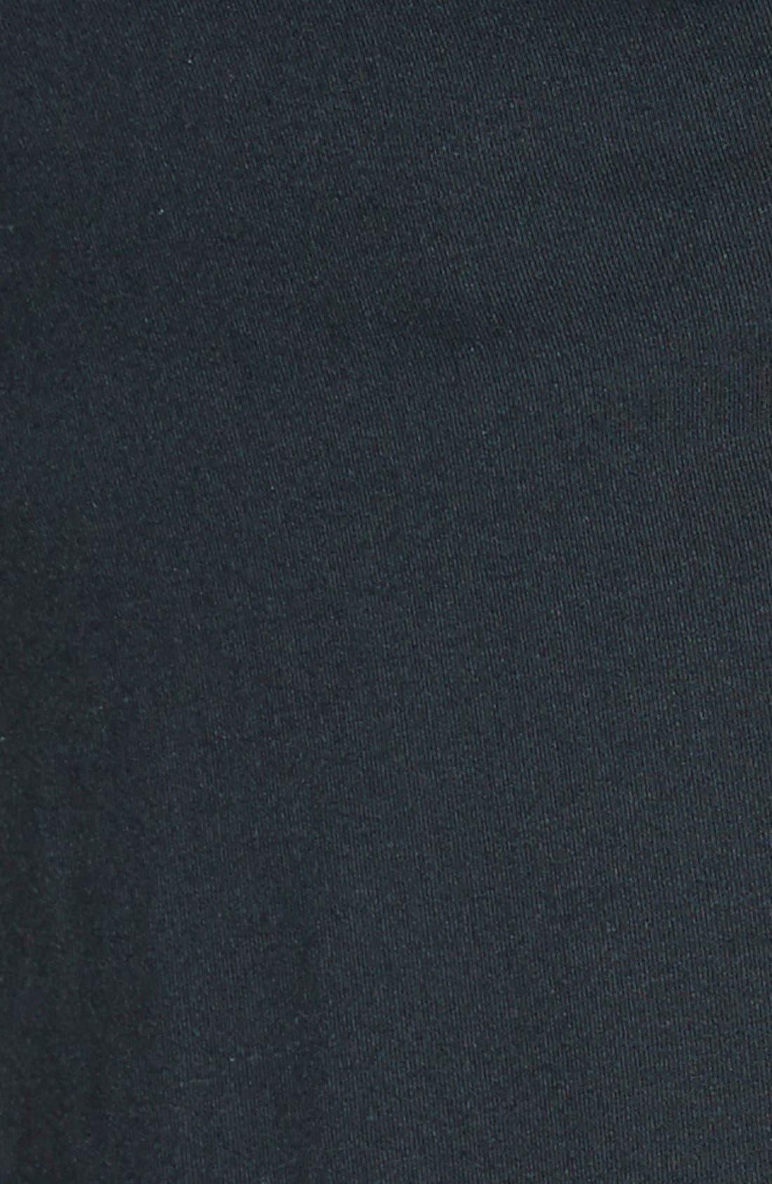 'Traci' Maternity Jumpsuit,                         Main,                         color, Black