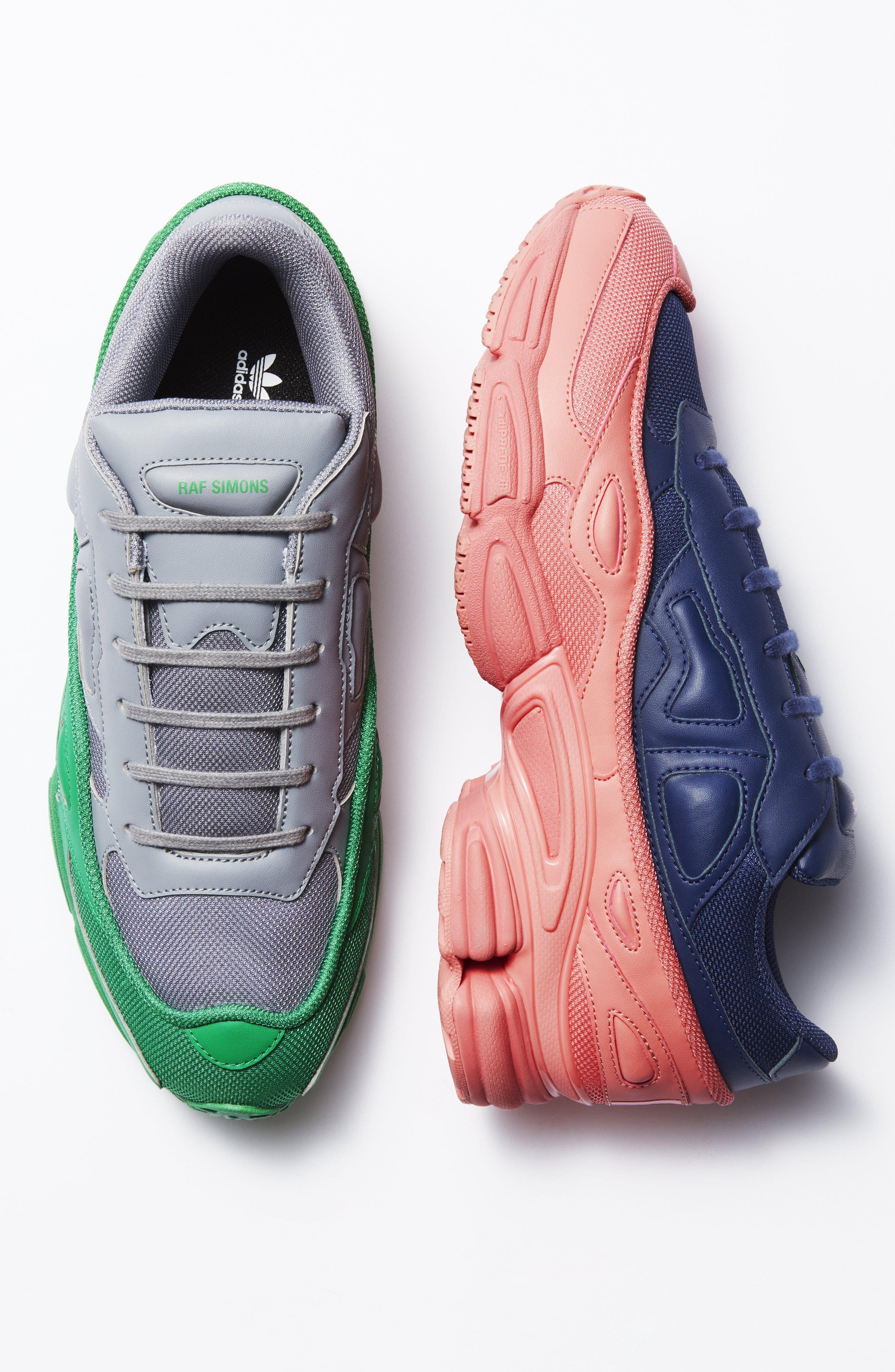 adidas by Raf Simons Ozweego III Sneaker,                             Alternate thumbnail 7, color,