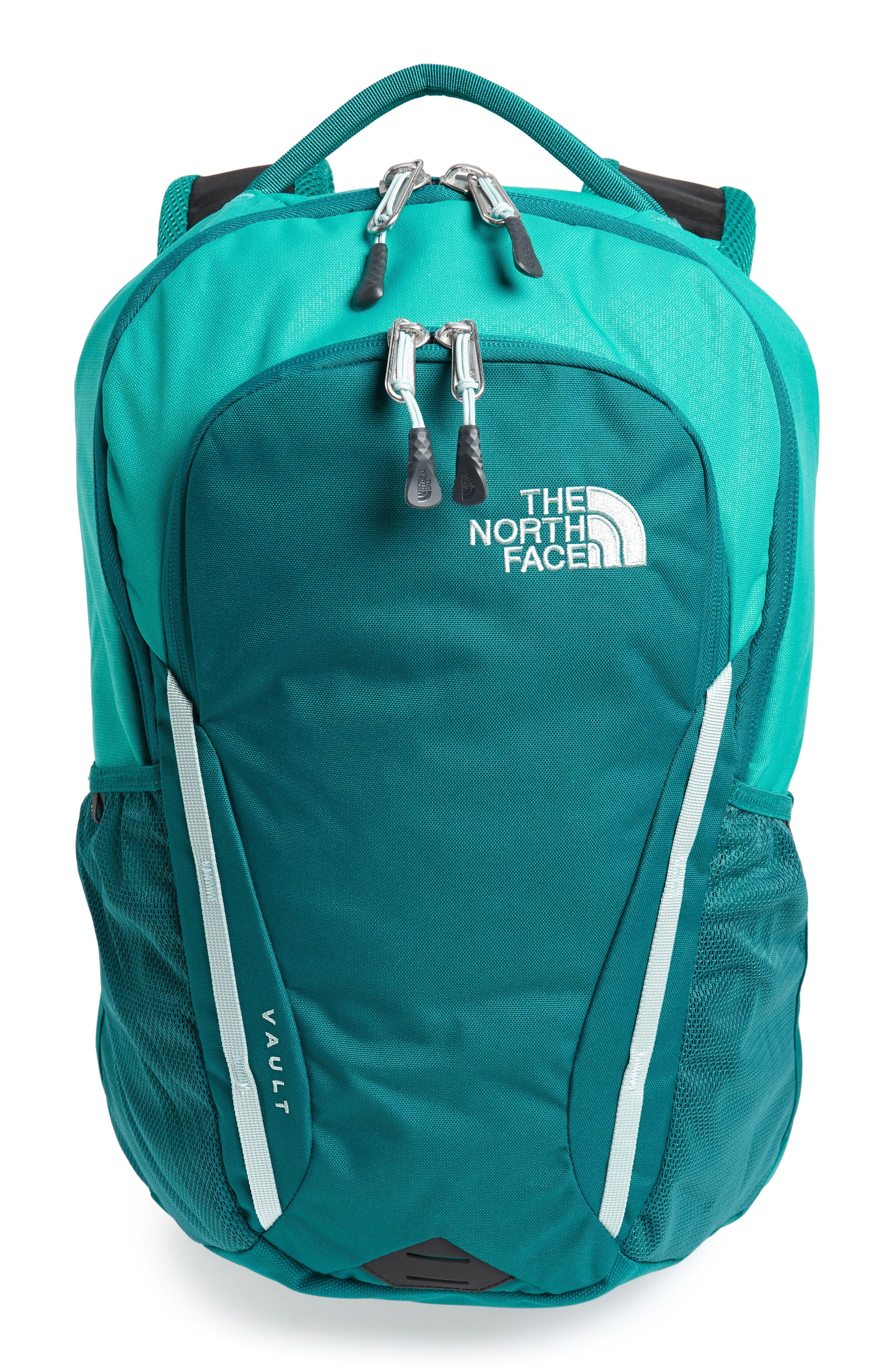 Vault Backpack,                         Main,                         color, Kokomo Green/ Everglade