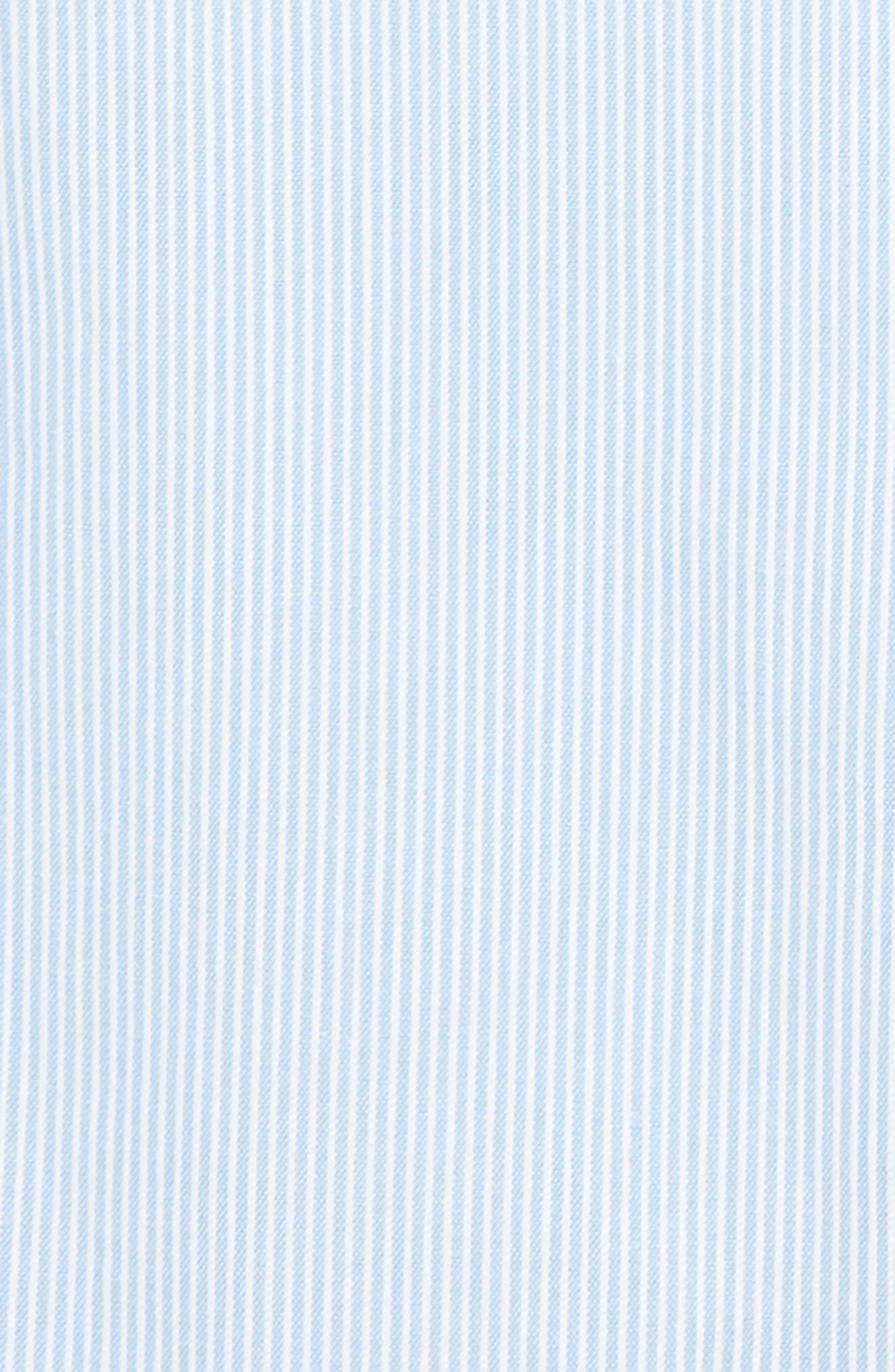 Pincord Stripe Breaker Shorts,                             Alternate thumbnail 2, color,                             Ocean Breeze