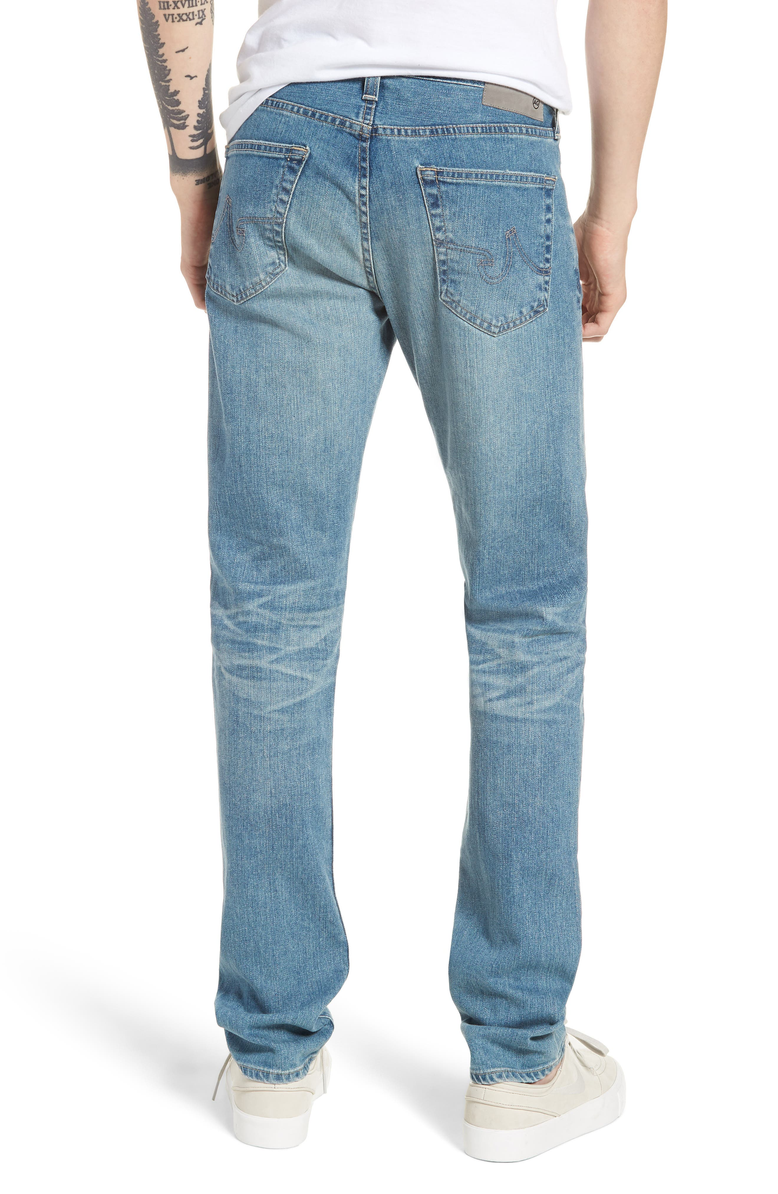 Dylan Skinny Fit Jeans,                             Alternate thumbnail 2, color,                             18 Years Oceano