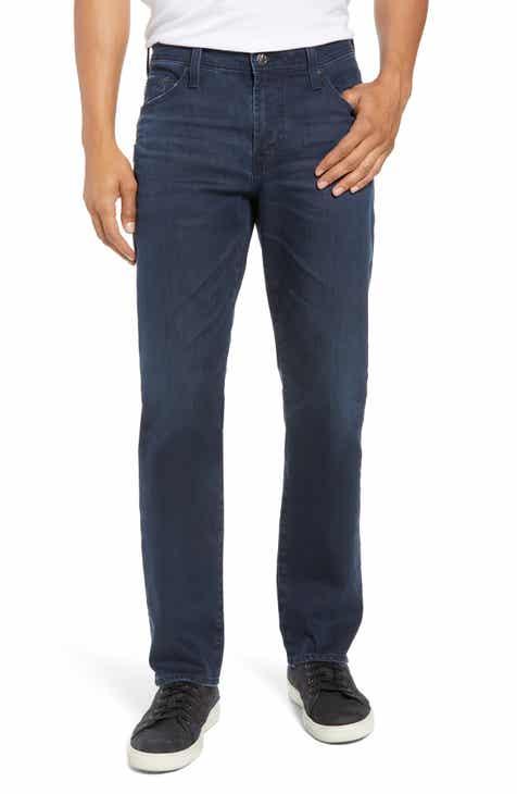 AG Everett Slim Straight Leg Jeans (1 Year Rare)