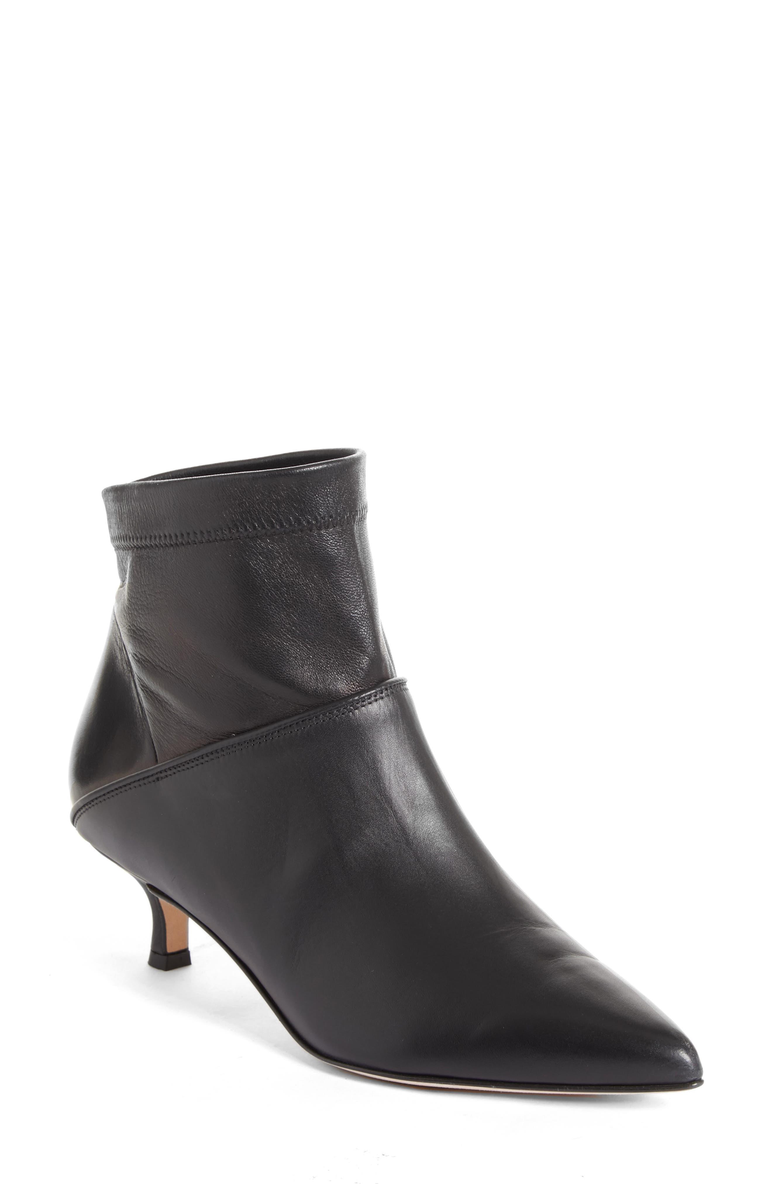 aaa0b2de5f1a Women s Kitten Booties   Ankle Boots