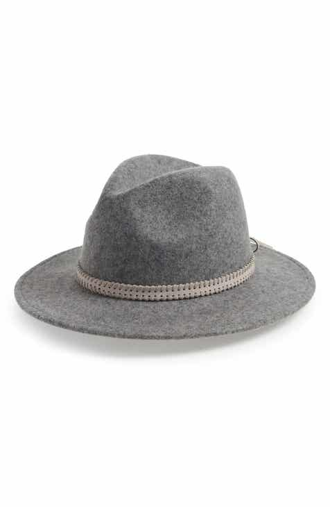 ba1cf5972c2 Treasure   Bond Felt Panama Hat