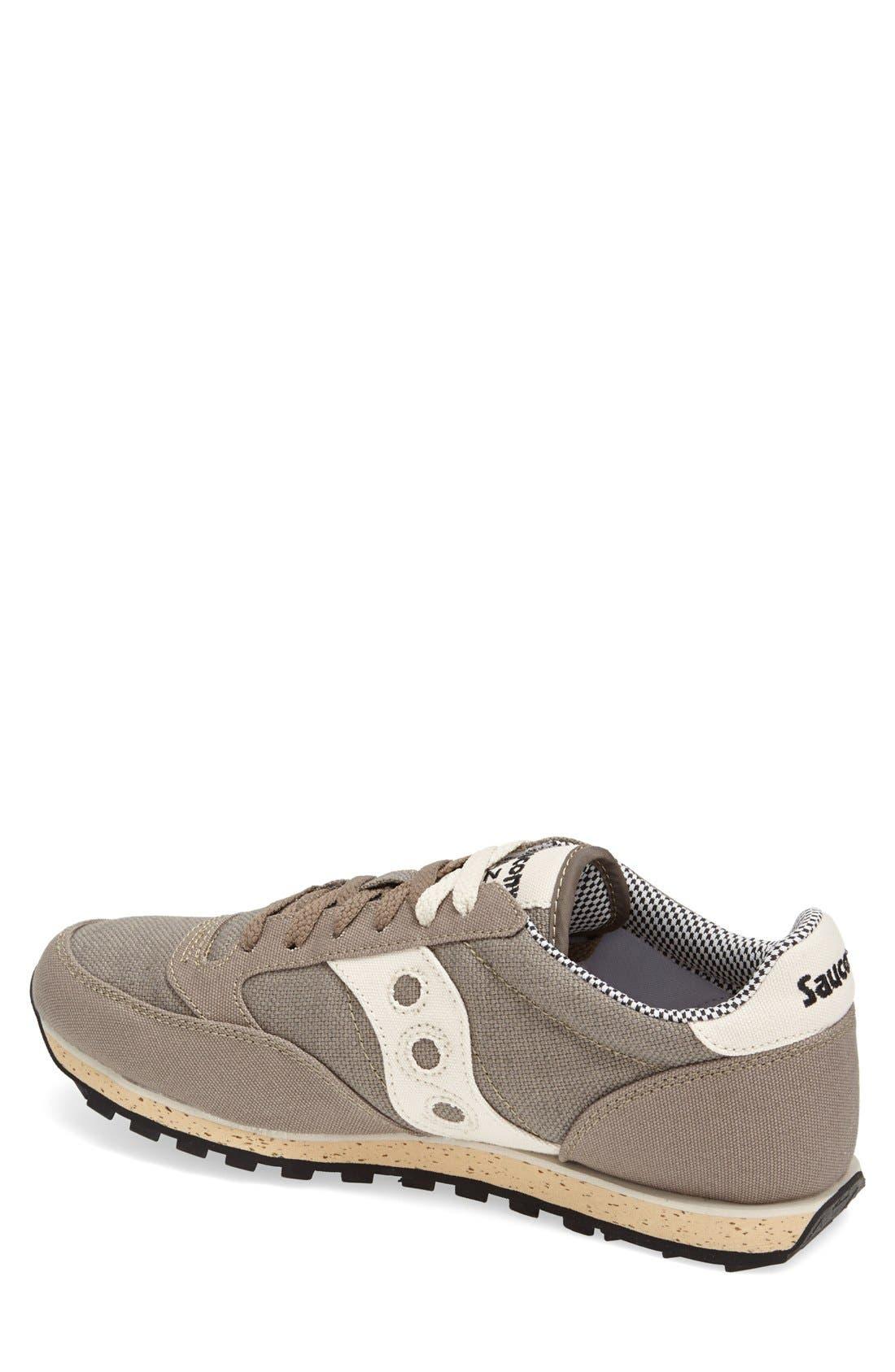 Alternate Image 2  - Saucony 'Jazz Low Pro - Vegan' Sneaker (Men) (Online Only)