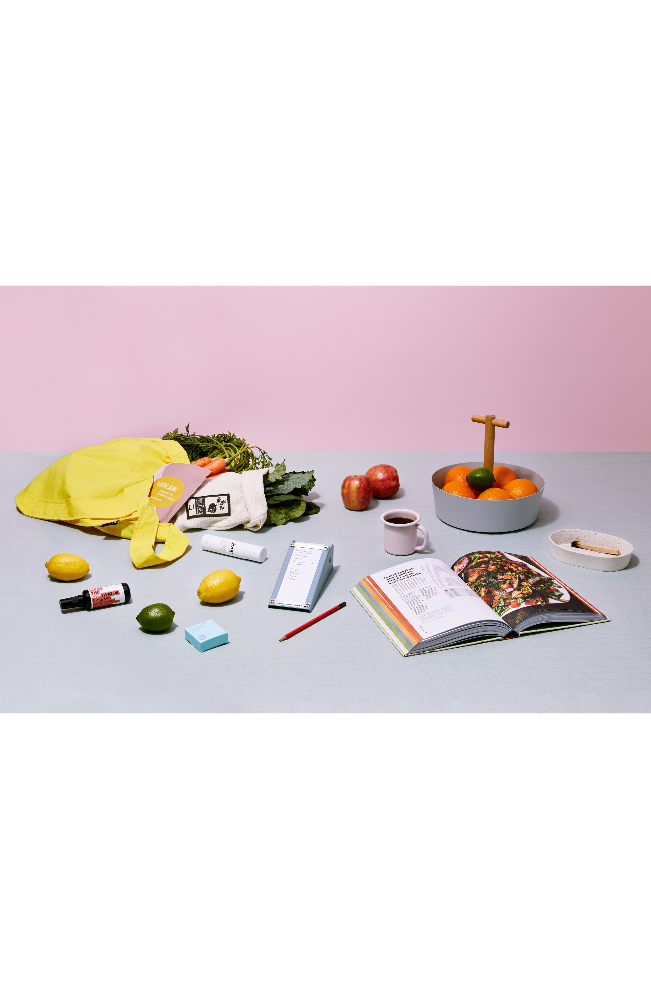 Standard Food Storage Bag,                             Alternate thumbnail 4, color,                             Natural