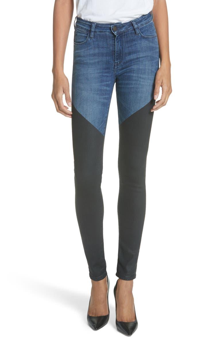 Emma Artemis Bicolor Skinny Jeans