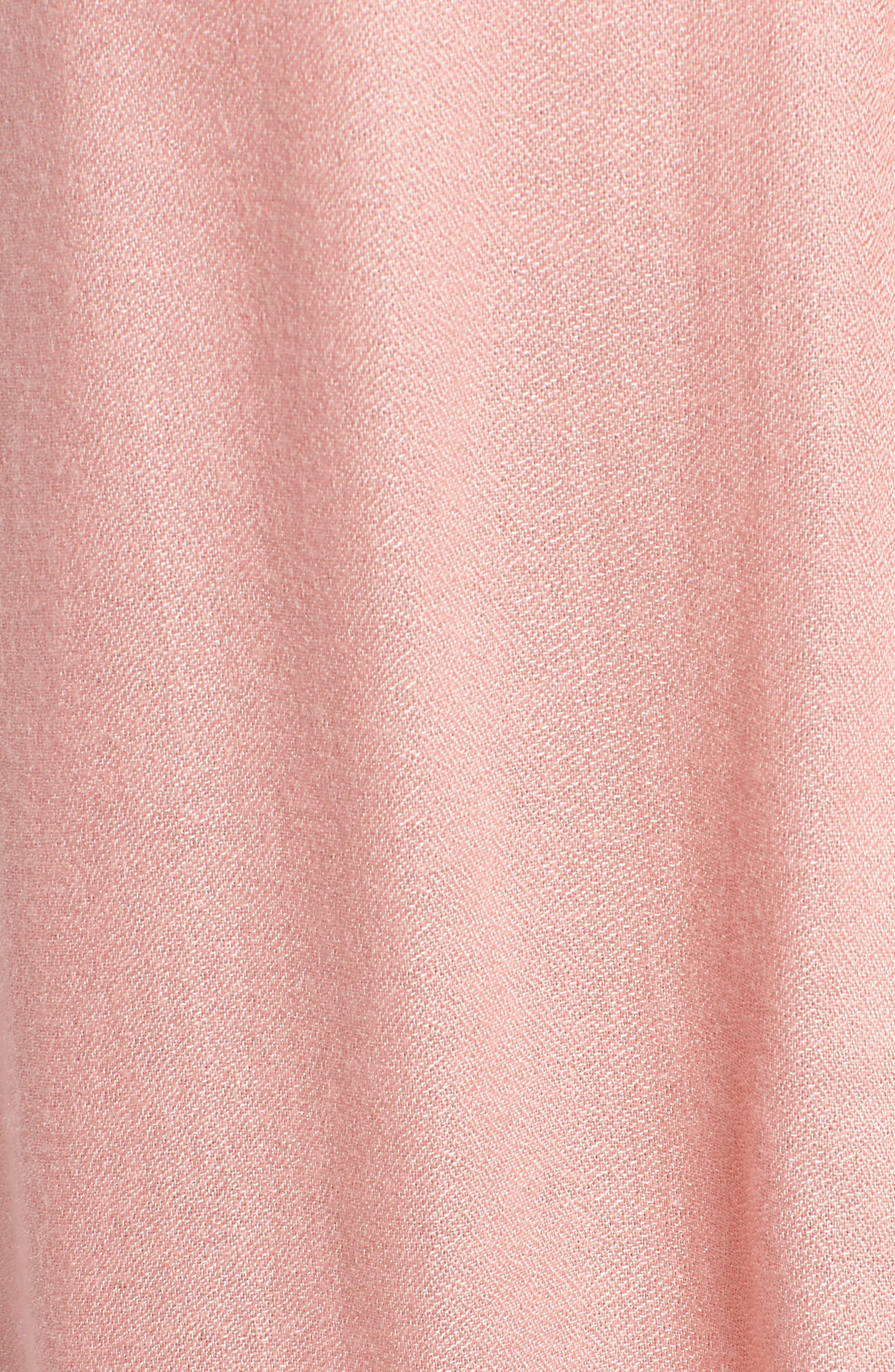 Mystic Mama Dress,                             Alternate thumbnail 5, color,                             Coral Haze