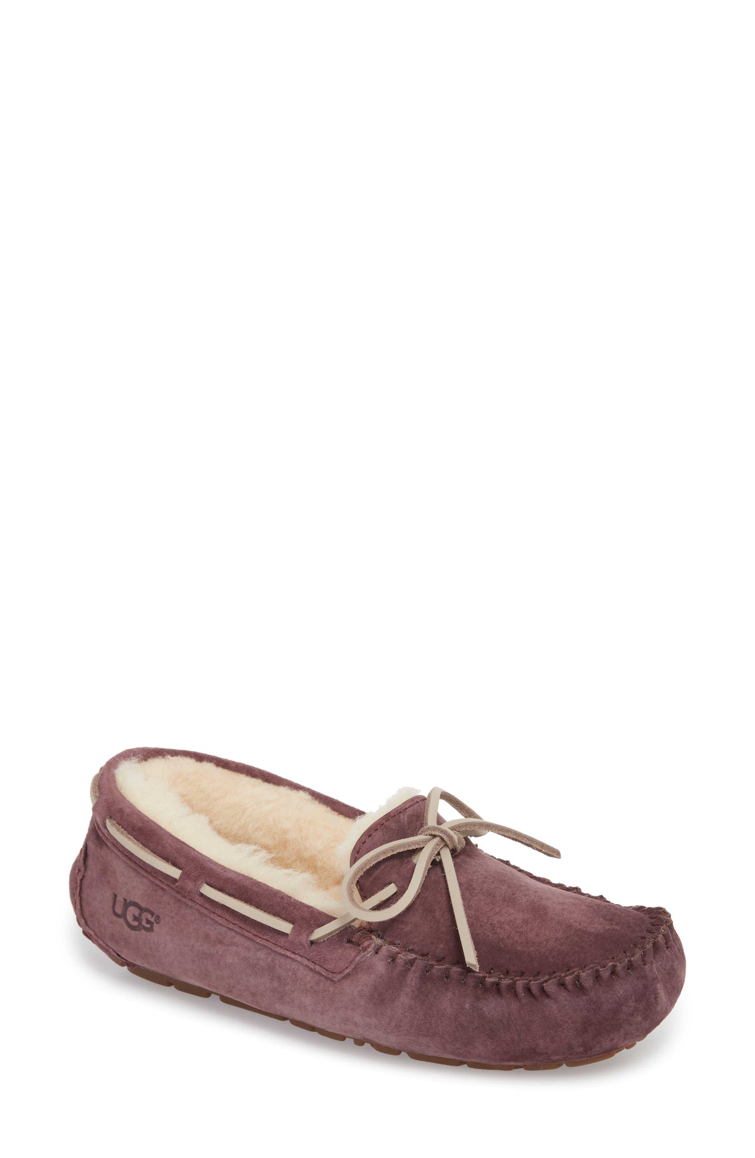 Dakota Slipper,                         Main,                         color, Port