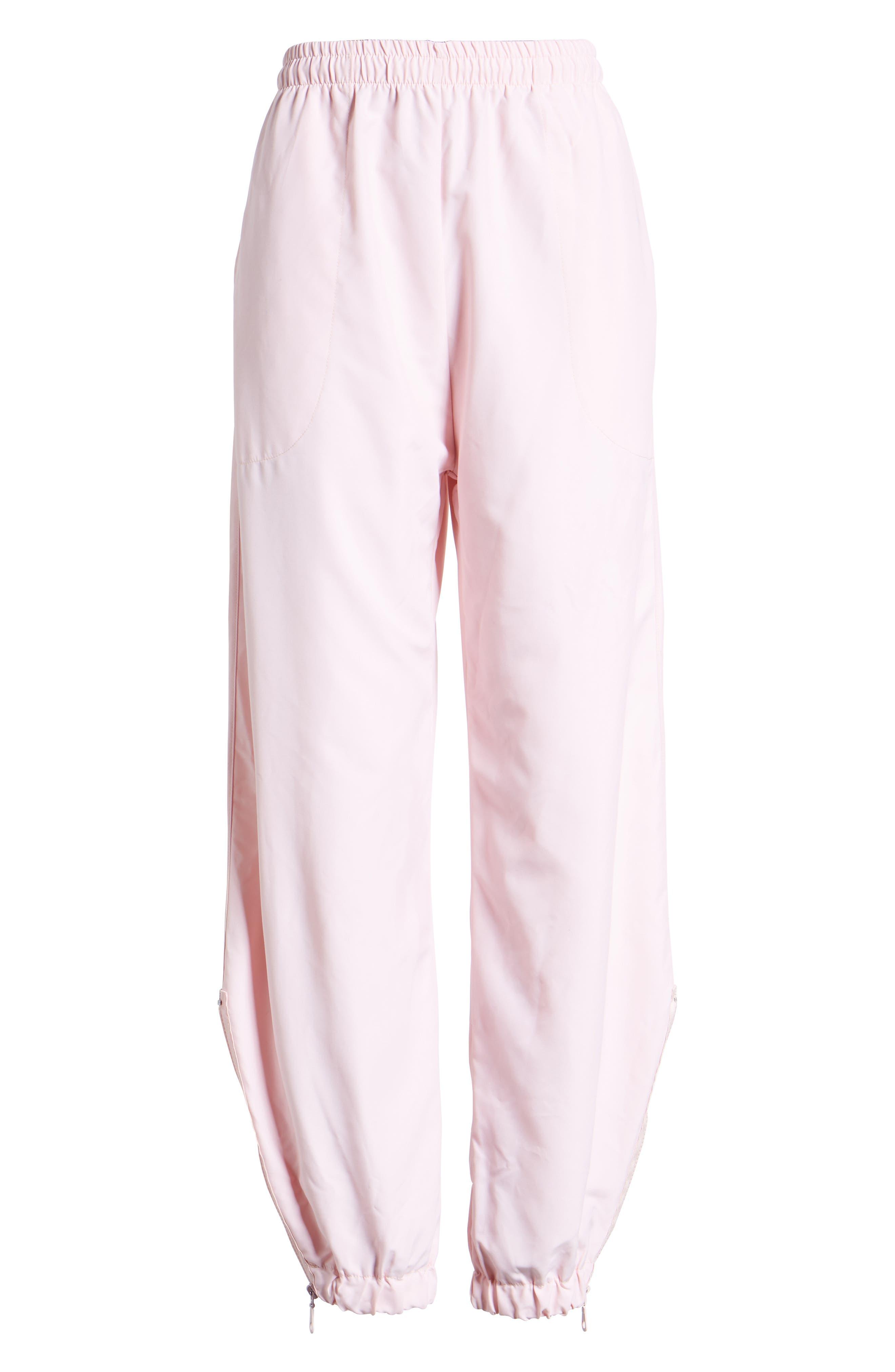 Windbreaker Pants,                             Alternate thumbnail 6, color,                             Pink