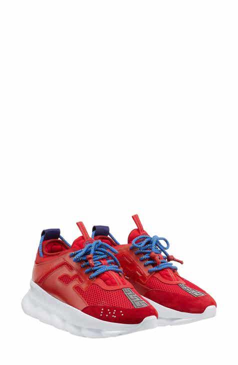 5c9b772cf Versace Chain Reaction Sneaker (Women)