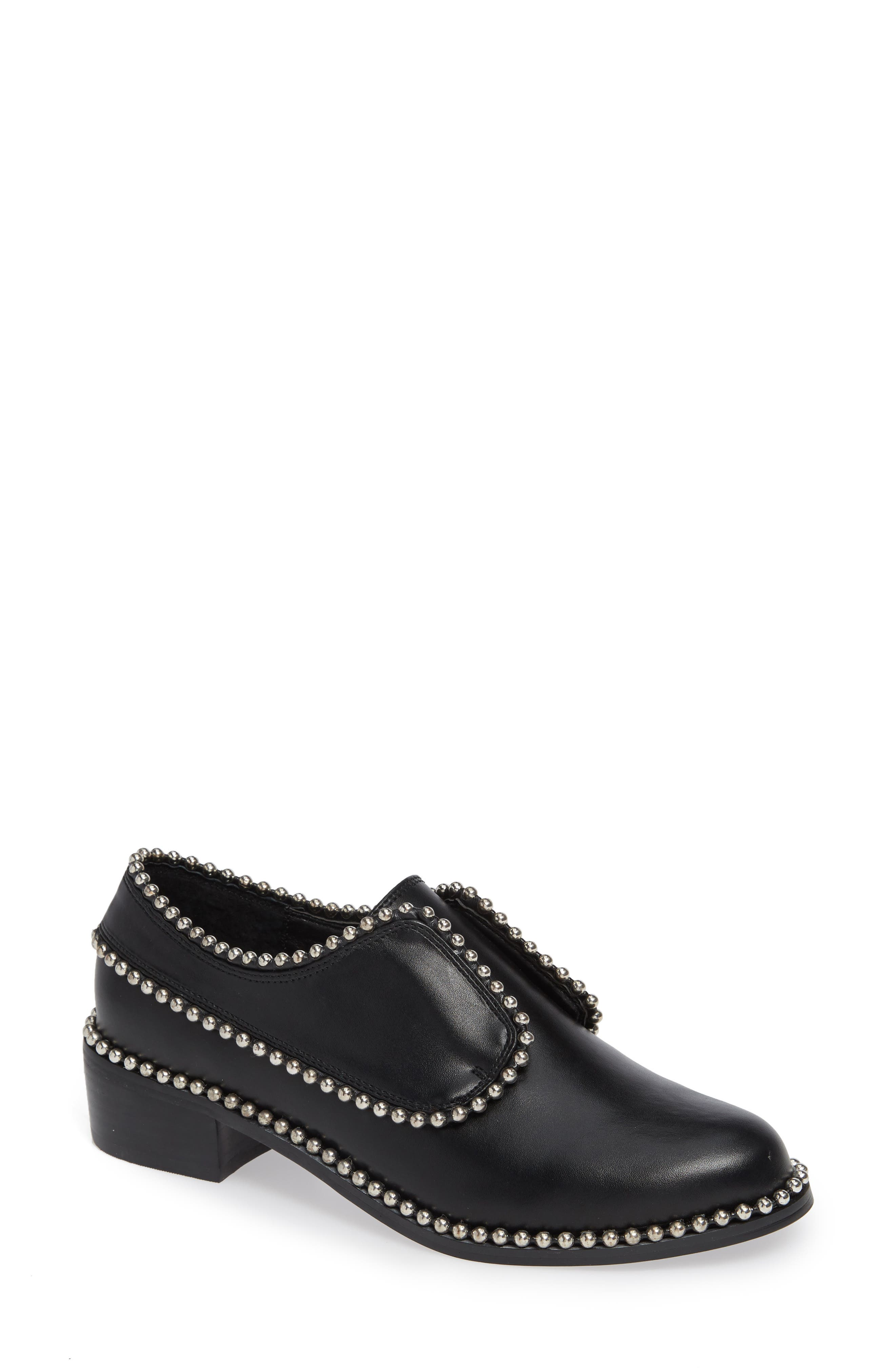 ALEXA BEADED LACELESS DERBY