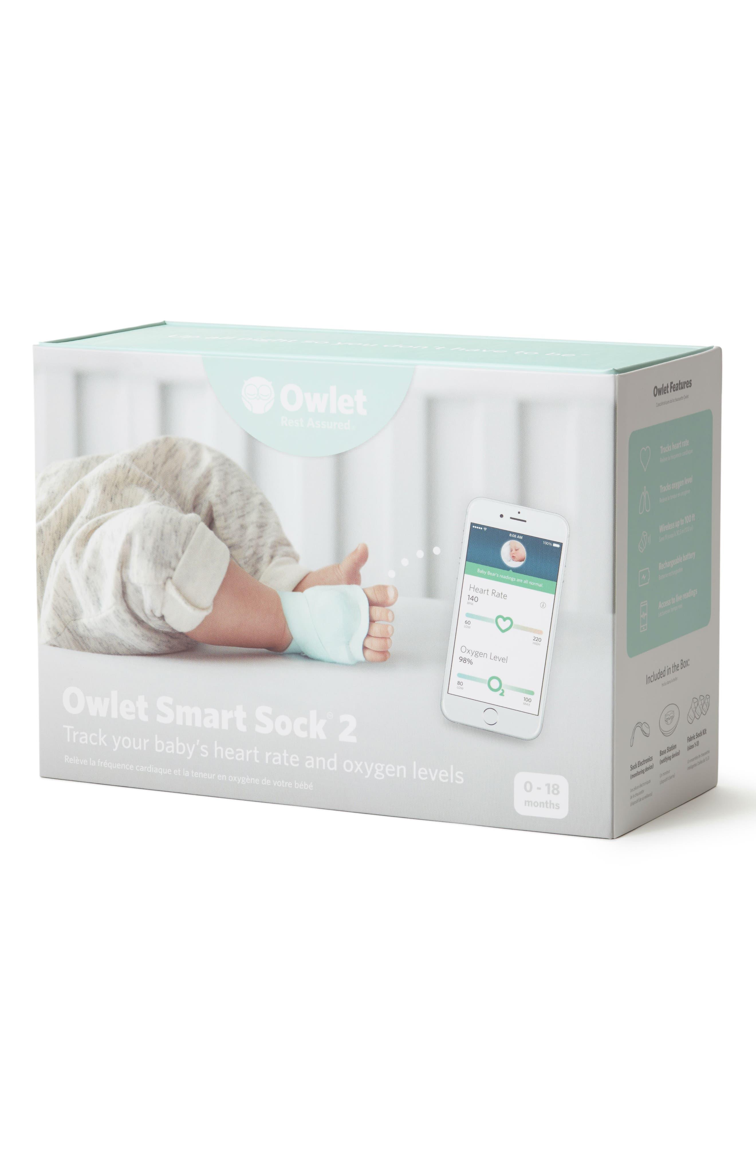 baby room monitors. Modren Baby Owlet Smart Sock 2 Baby And Baby Room Monitors