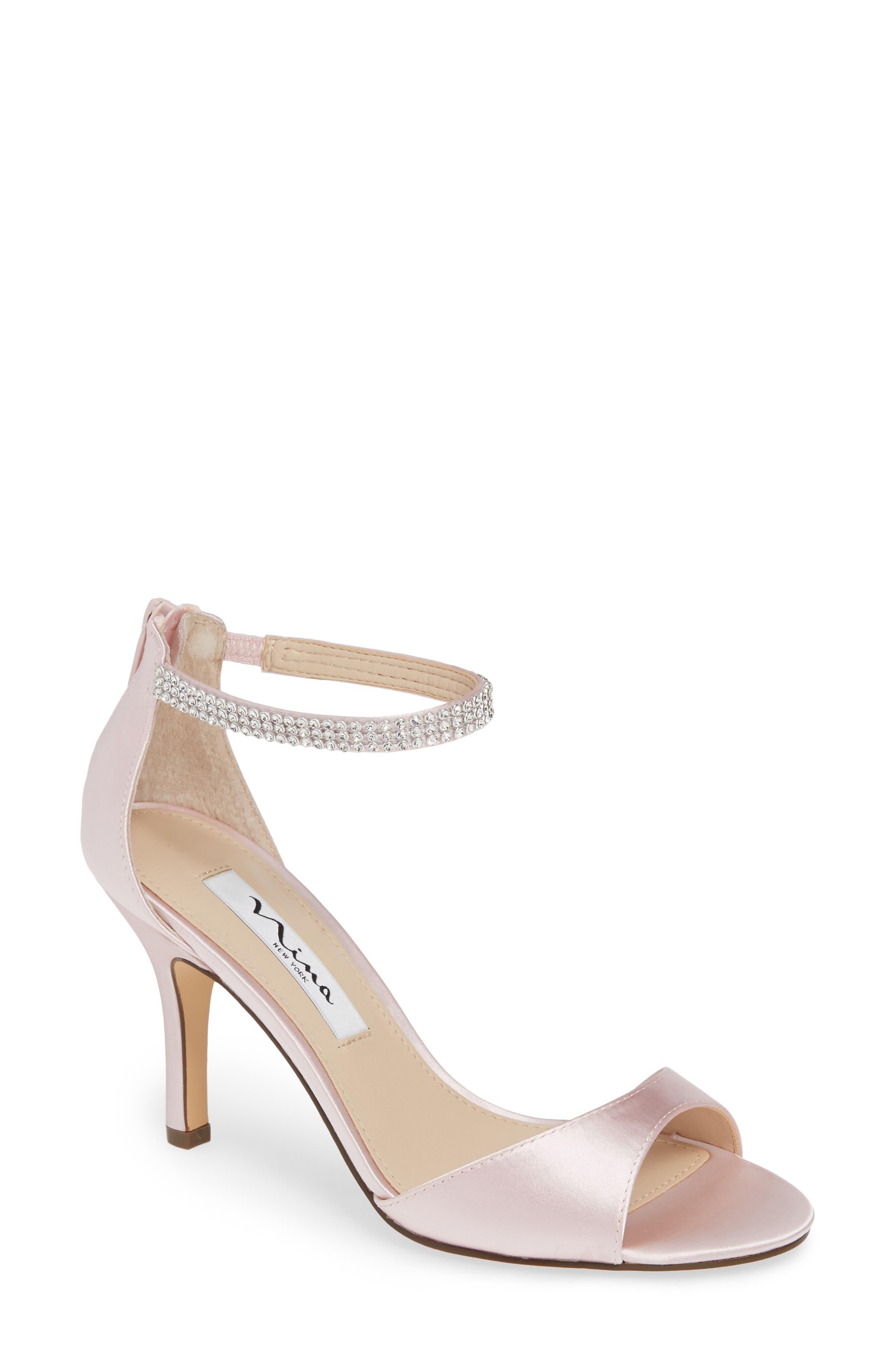 073c1e6af3e Nina Ankle-Strap Evening Shoes