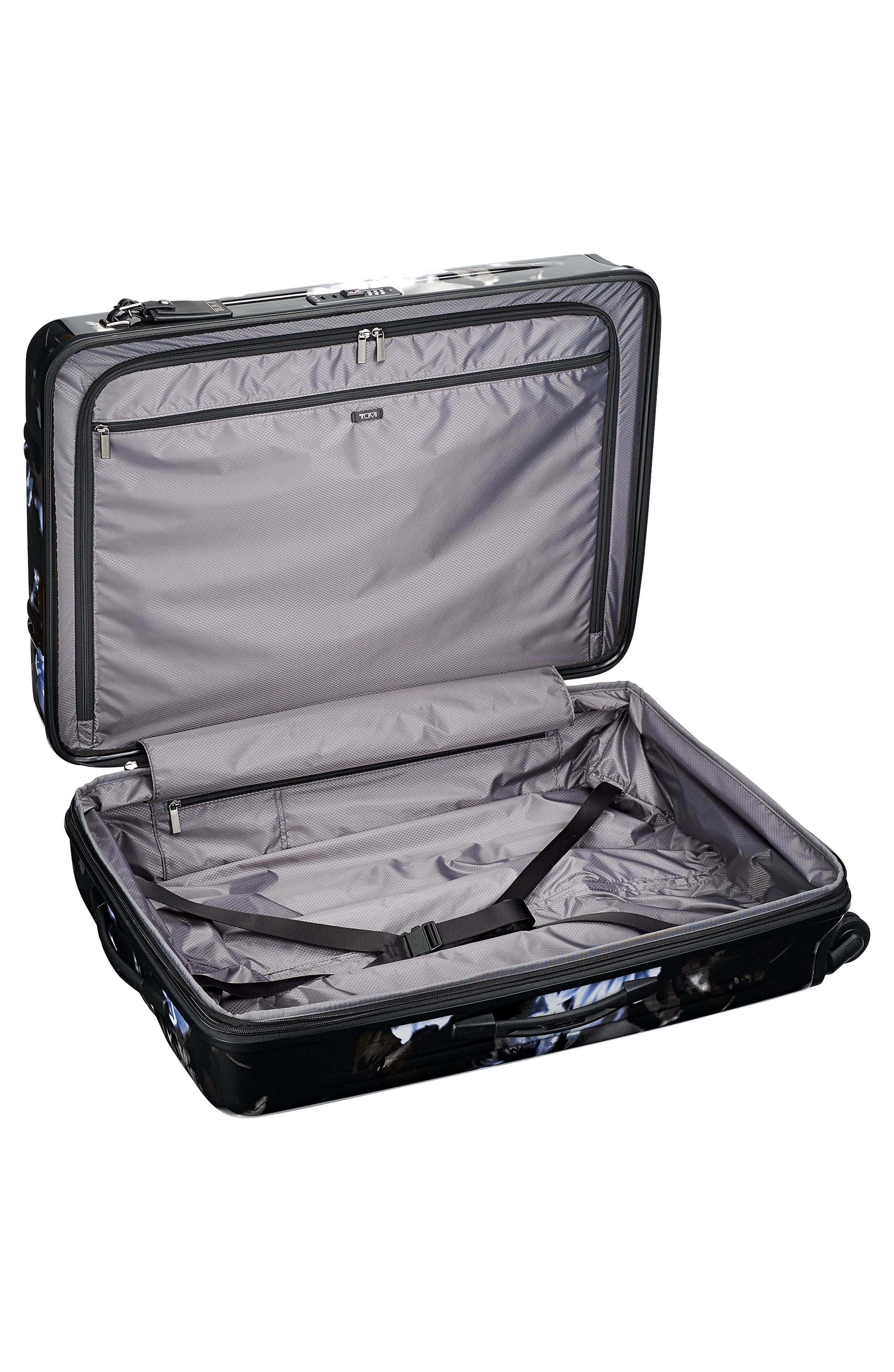 V3 31-Inch Extended Trip Spinner Packing Case,                             Alternate thumbnail 4, color,                             Photo Floral