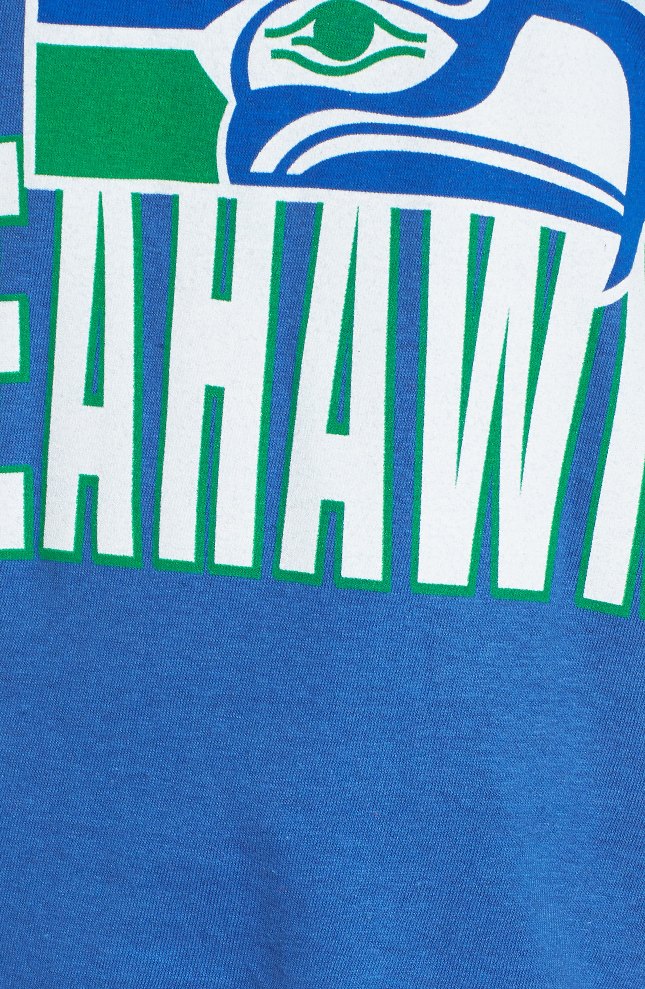Thowback Top,                             Alternate thumbnail 5, color,                             Seahawks