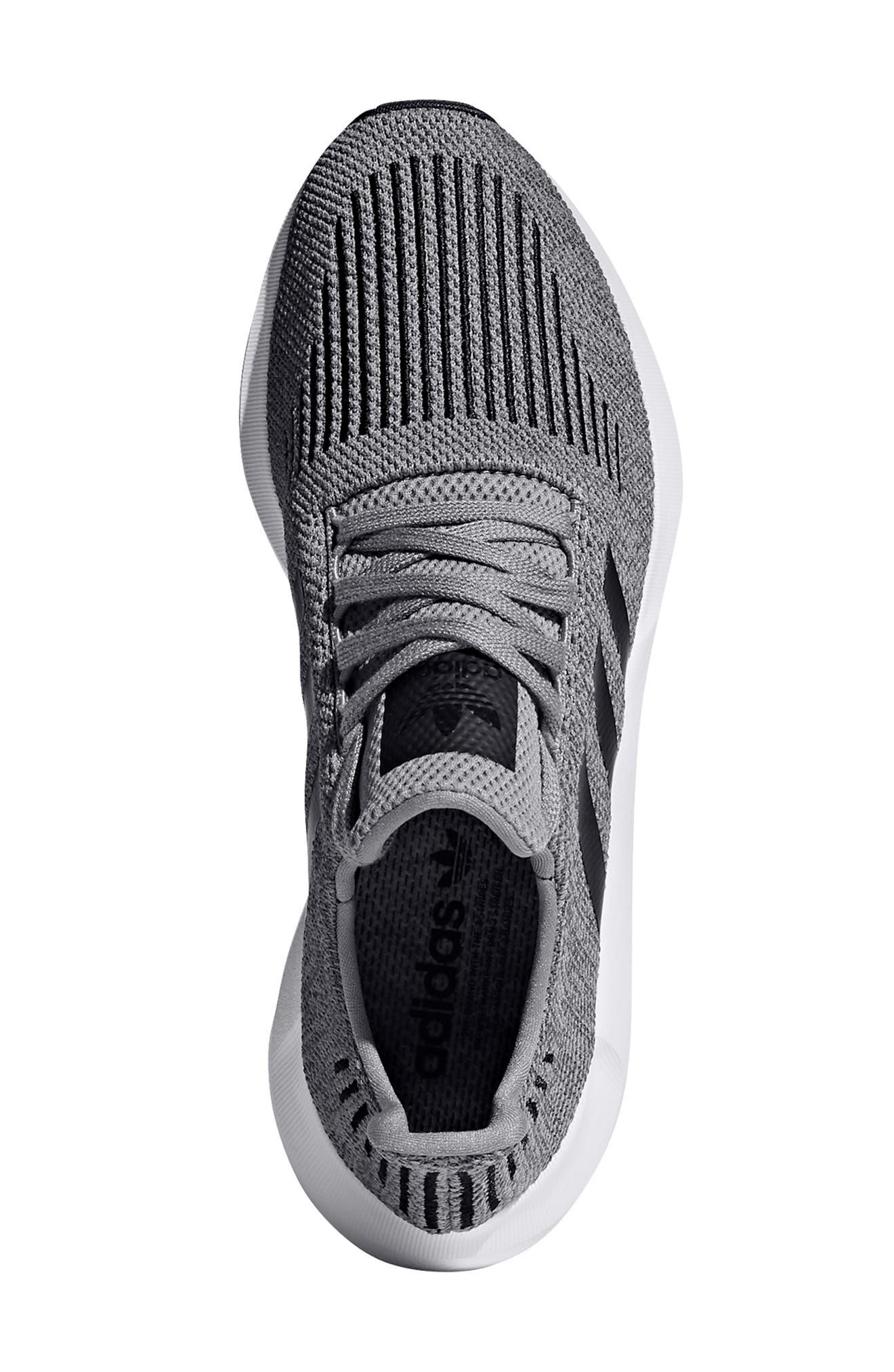 Swift Run Running Shoe,                             Alternate thumbnail 2, color,                             Grey/ Black/ Medium Grey