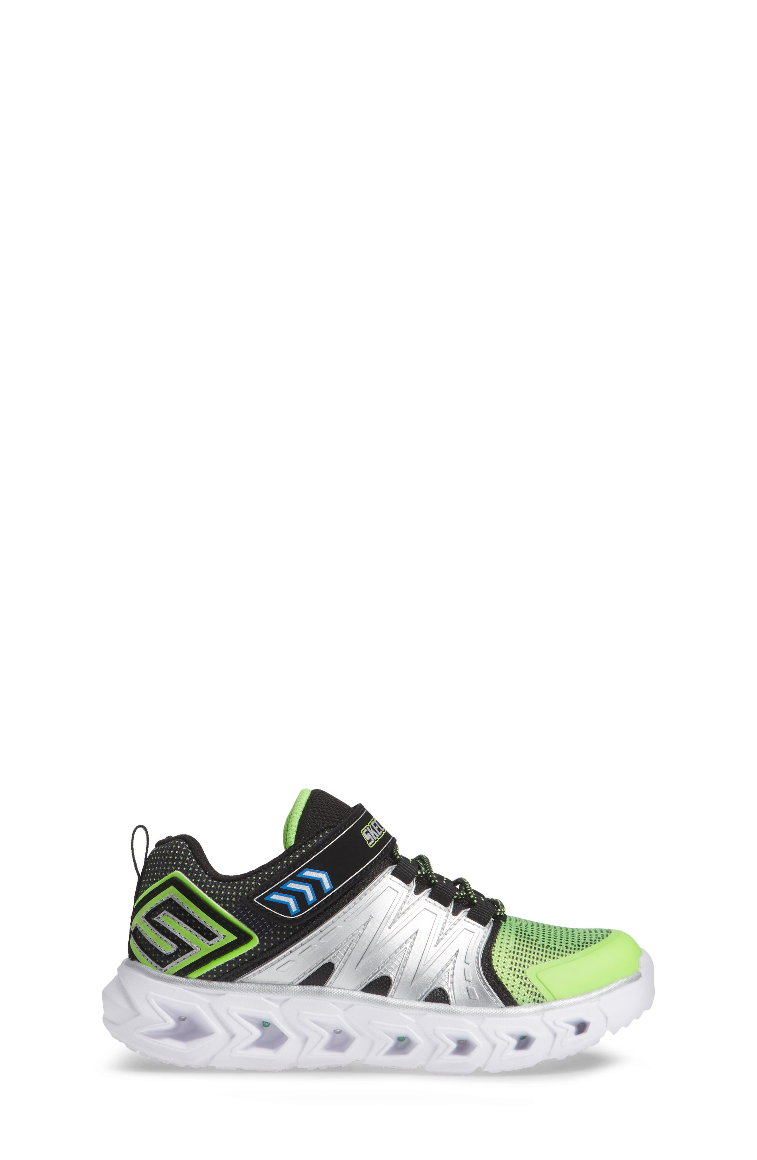 Hypno-Flash 2.0 Sneakers,                             Alternate thumbnail 3, color,                             Lime/ Black