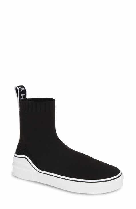 648c0b0630b7 Givenchy George V Hi Sock Sneaker (Women)