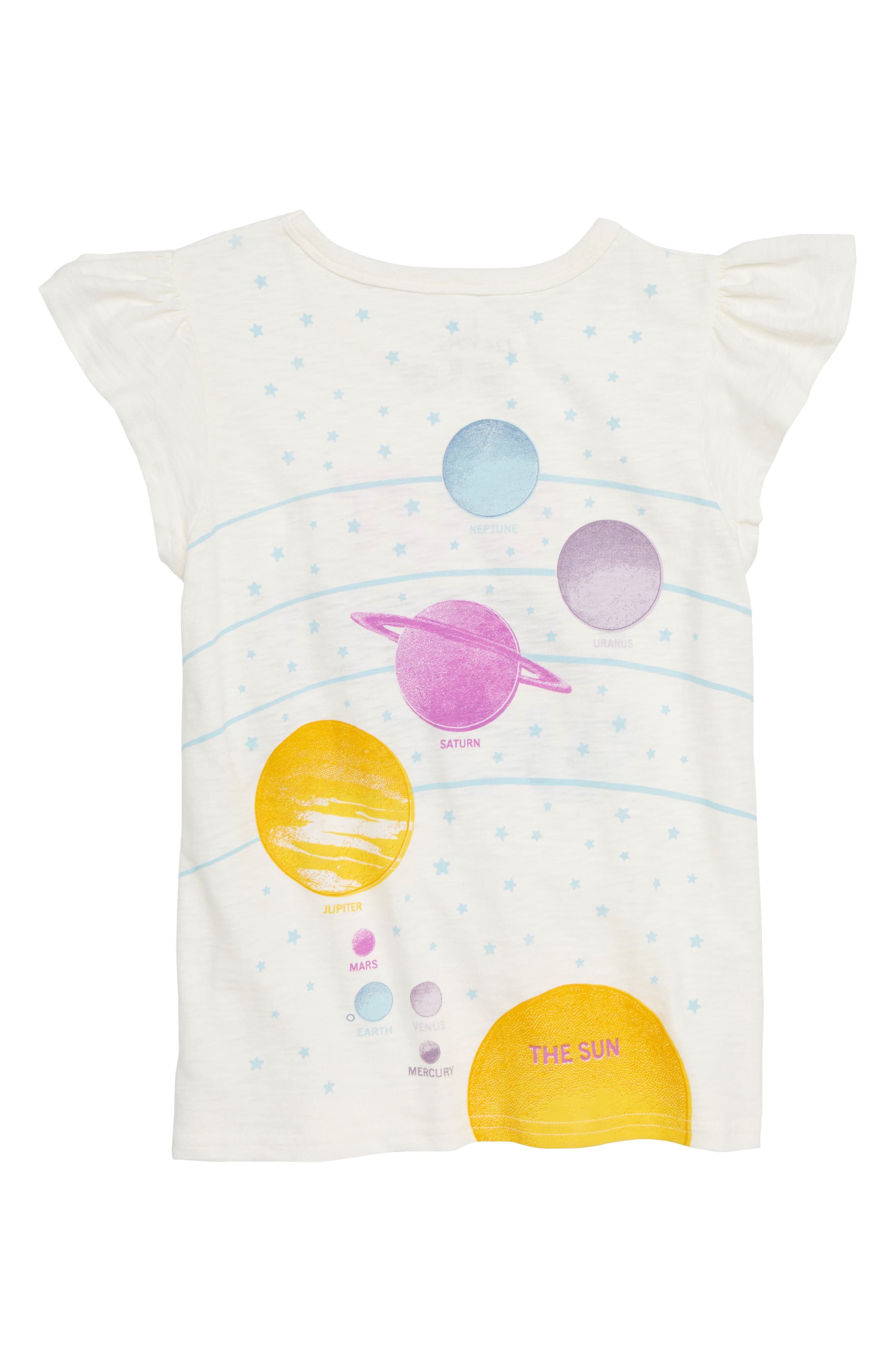 Out Of This World Graphic Tee,                             Alternate thumbnail 2, color,                             Ivory
