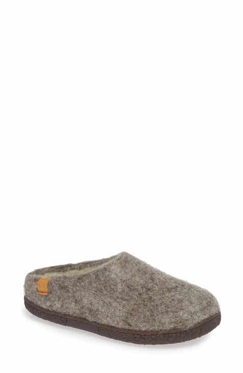 705a5a1c55ef Green Comfort Tibet Wool Slipper (Women)