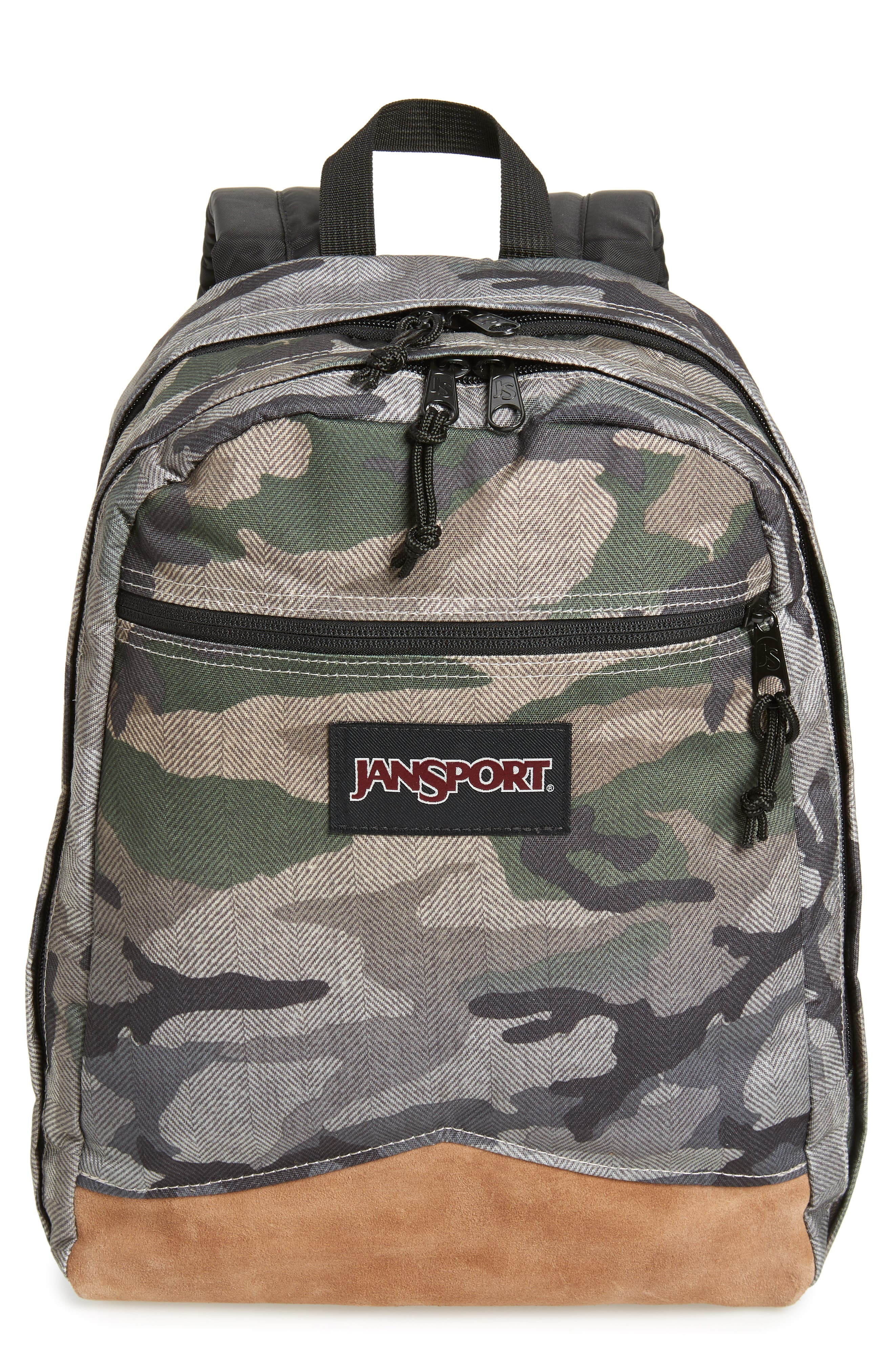 JANSPORT FREEDOM BACKPACK - IVORY