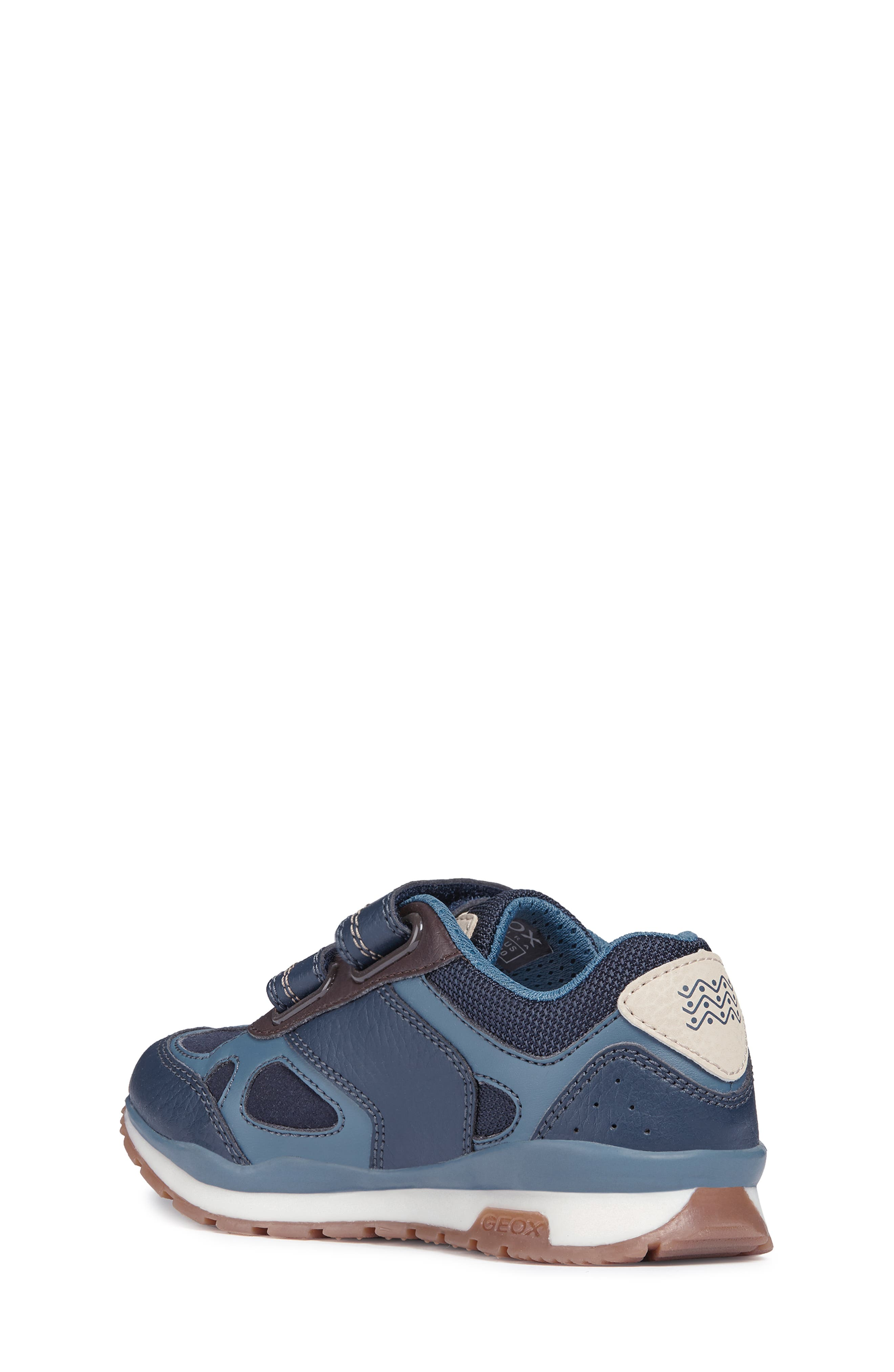 Pavel Sneaker,                             Alternate thumbnail 2, color,                             Navy/Avio