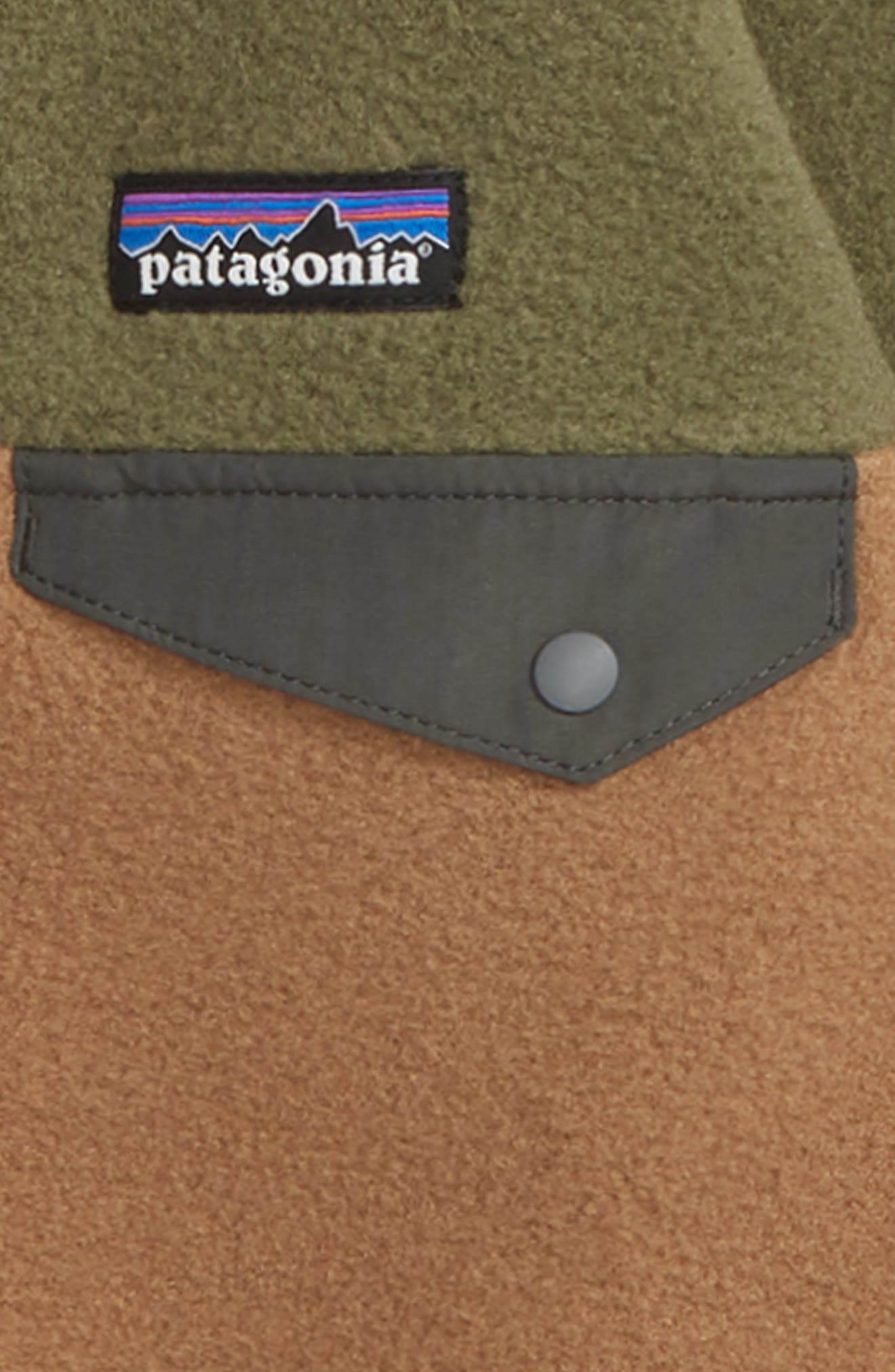 Synchilla<sup>®</sup> Snap-T<sup>®</sup> Fleece Pullover,                             Alternate thumbnail 2, color,                             Coriander Brown