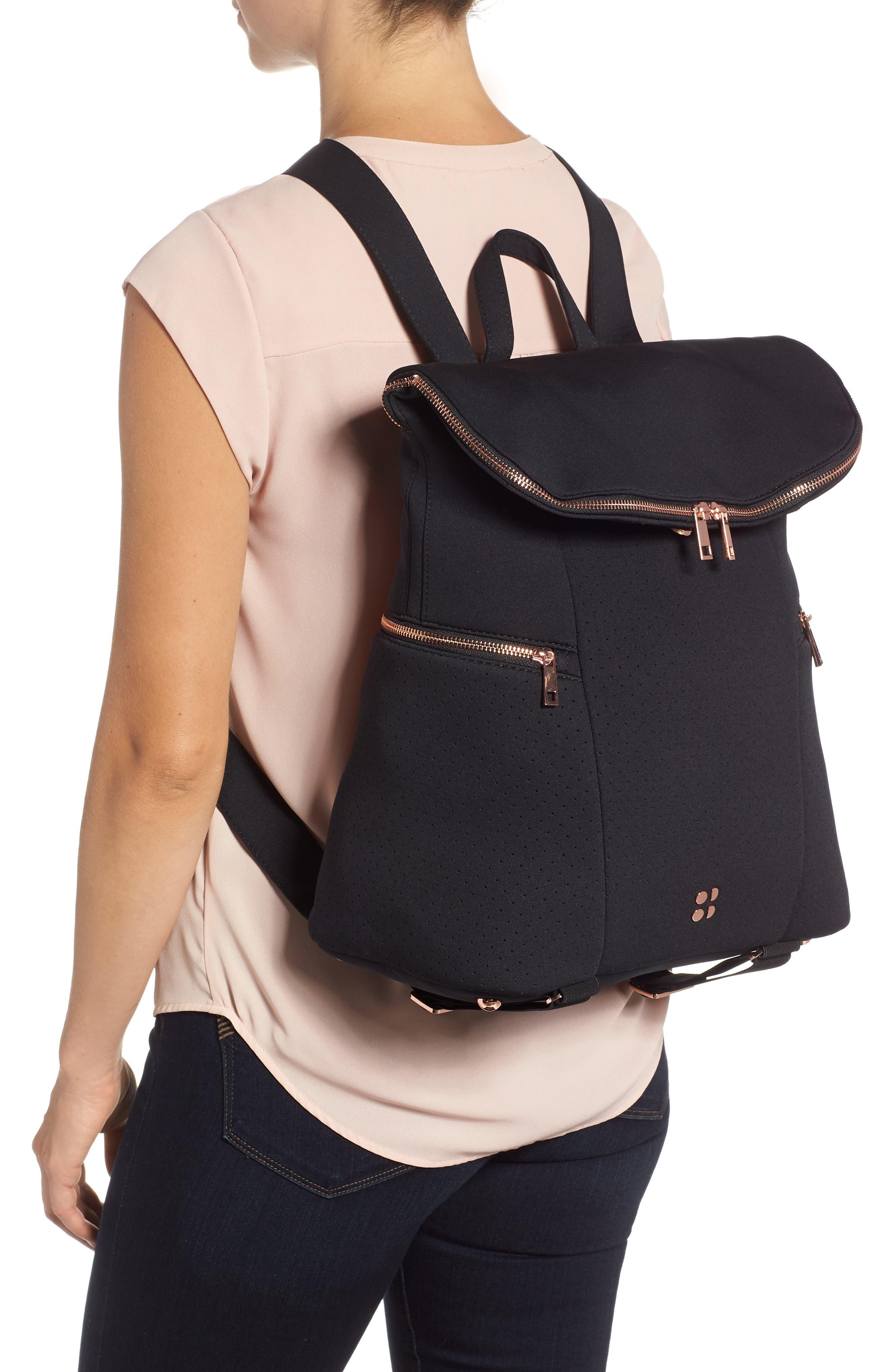 All Sport Backpack,                             Alternate thumbnail 2, color,                             Black