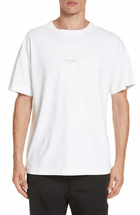 679f066a99 Acne Studios Logo Graphic T-Shirt