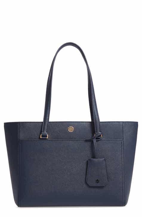 c314a146a94 Tory Burch Small Robinson Leather Tote
