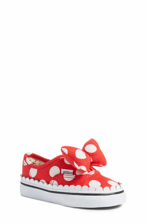 df4a39f5df0 Vans x Disney Authentic Gore Minnie Mouse Bow Slip-On Sneaker (Baby
