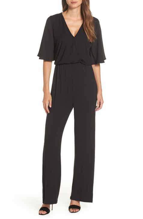 Fraiche by J Cape Jumpsuit by FRAICHE BY J