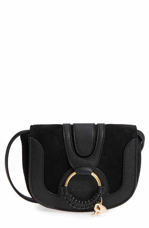 152a667166db See by Chloé Mini Hana Leather Crossbody Bag