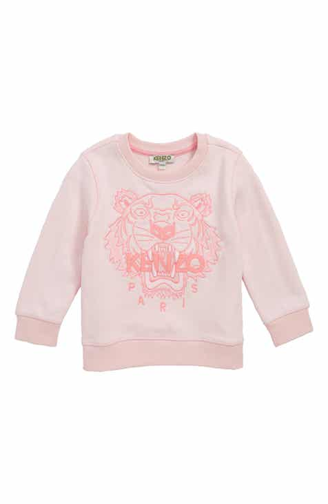 20080feb0 KENZO Embroidered Tiger Sweatshirt (Toddler Girls, Little Girls & Big Girls)