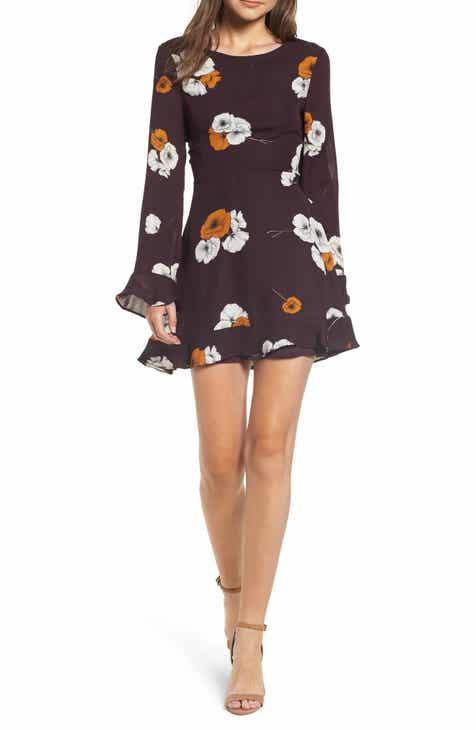 f54da6bb1b cupcakes and cashmere Leena Vintage Floral Dress