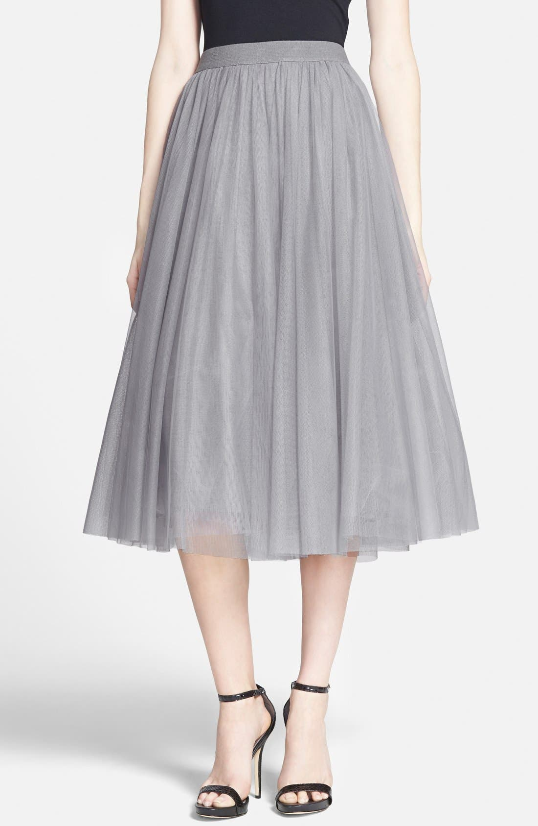 Alternate Image 1 Selected - Bailey 44 'Shadow Waltz' Skirt