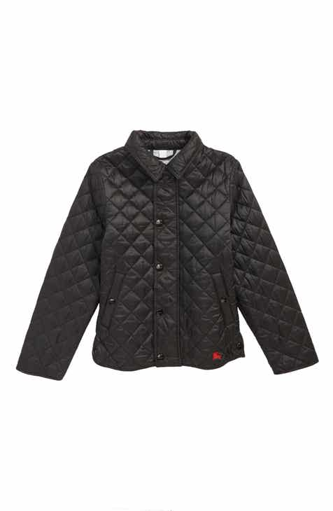 05c2a2f0bdc Burberry Lyle Diamond Quilted Jacket (Little Girls   Big Girls) (Regular  Retail Price   270)
