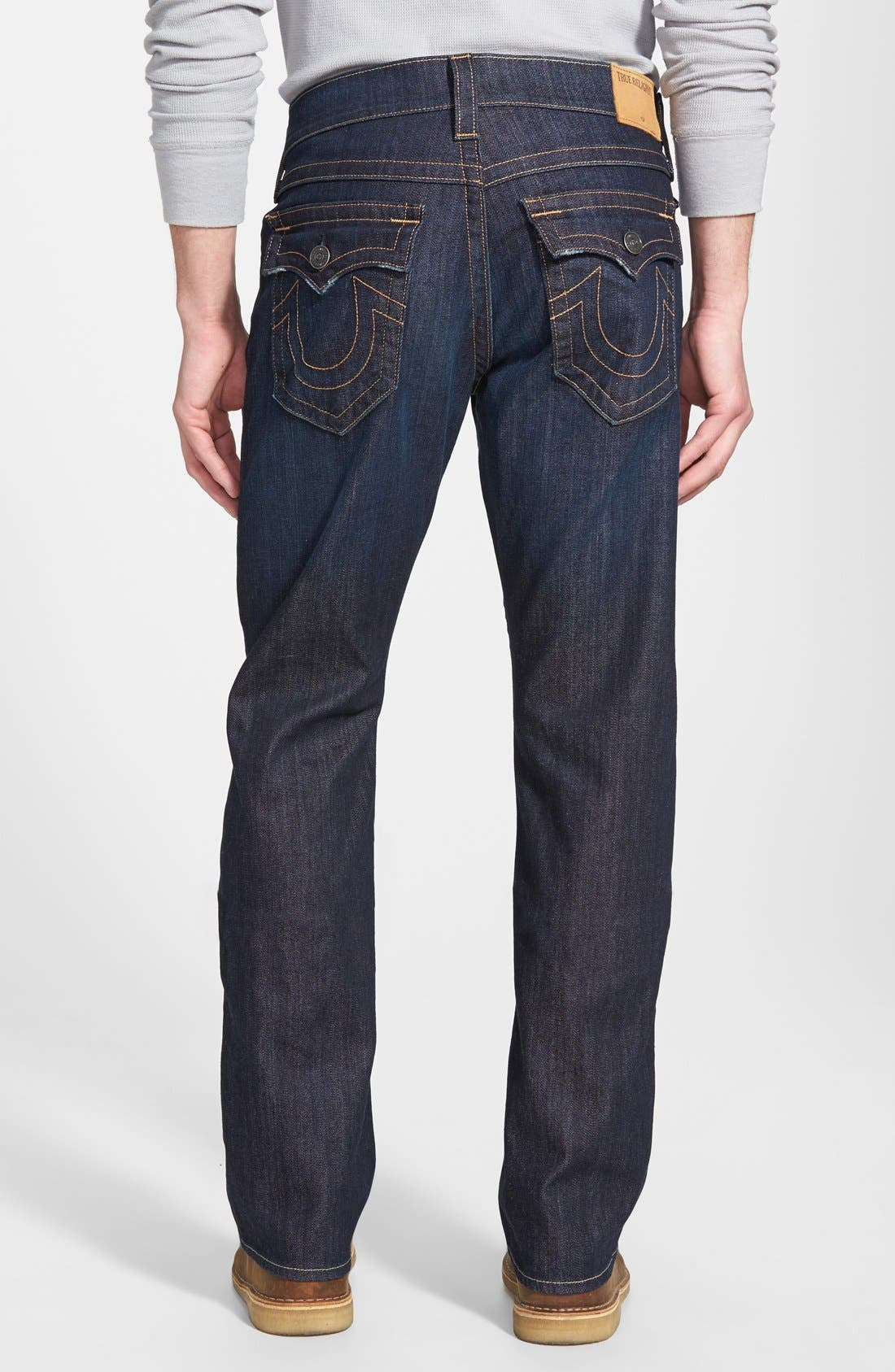 Alternate Image 2  - True Religion Brand Jeans 'Ricky' Relaxed Fit Jeans (Wanted Man)