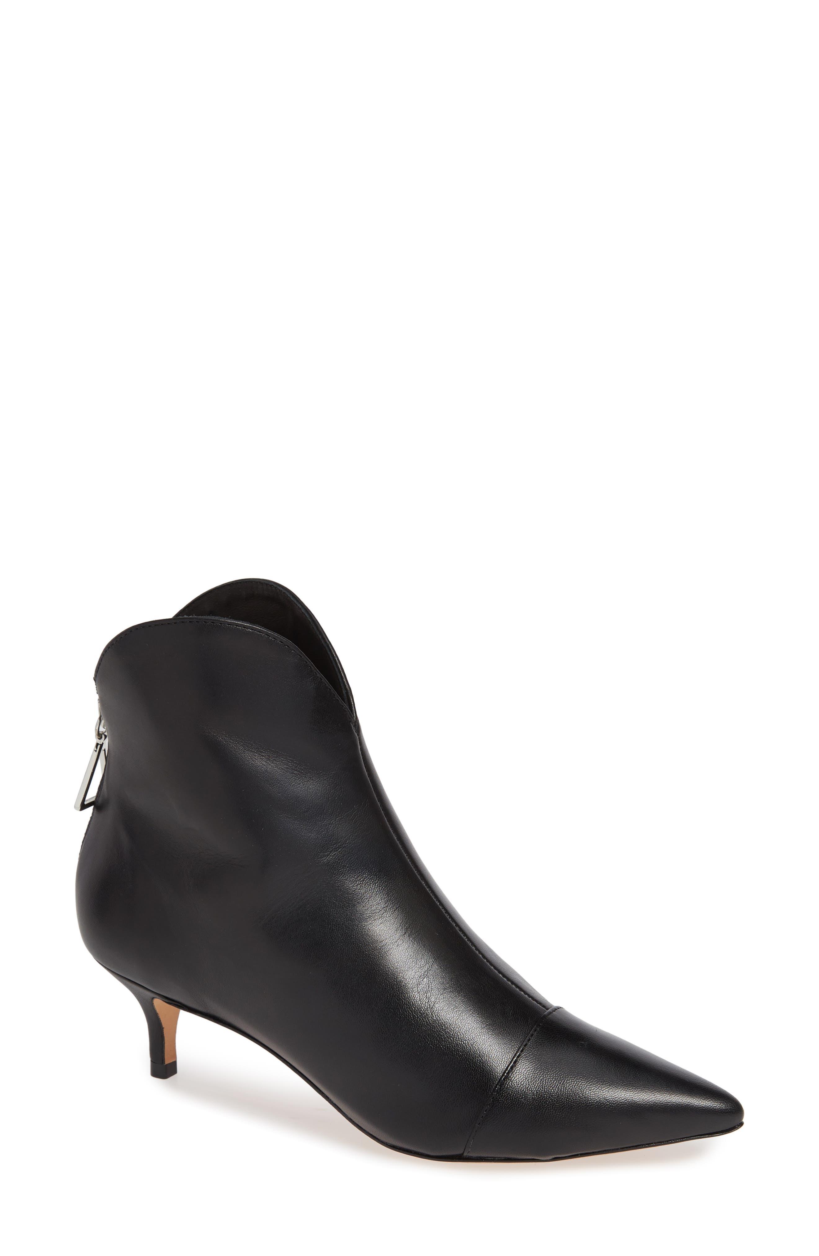 15428de0 Clarks Court Shoes GABRIEL MIST Black Suede Crocodile Effect Block Heel