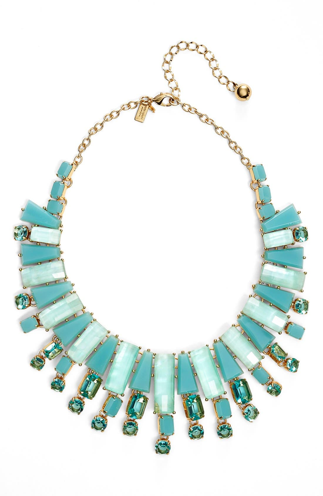 Alternate Image 1 Selected - kate spade new york 'beach gem' statement necklace