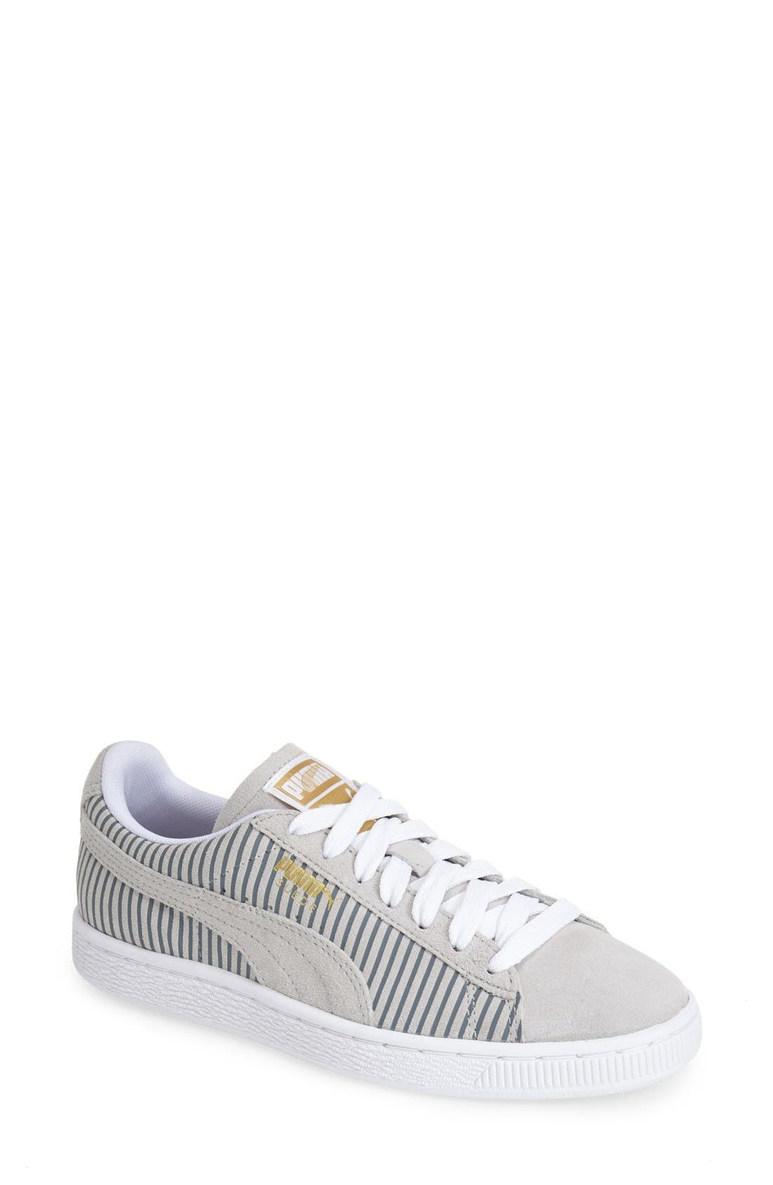 Alternate Image 1 Selected - PUMA 'Suede Classic' Sneaker (Women)